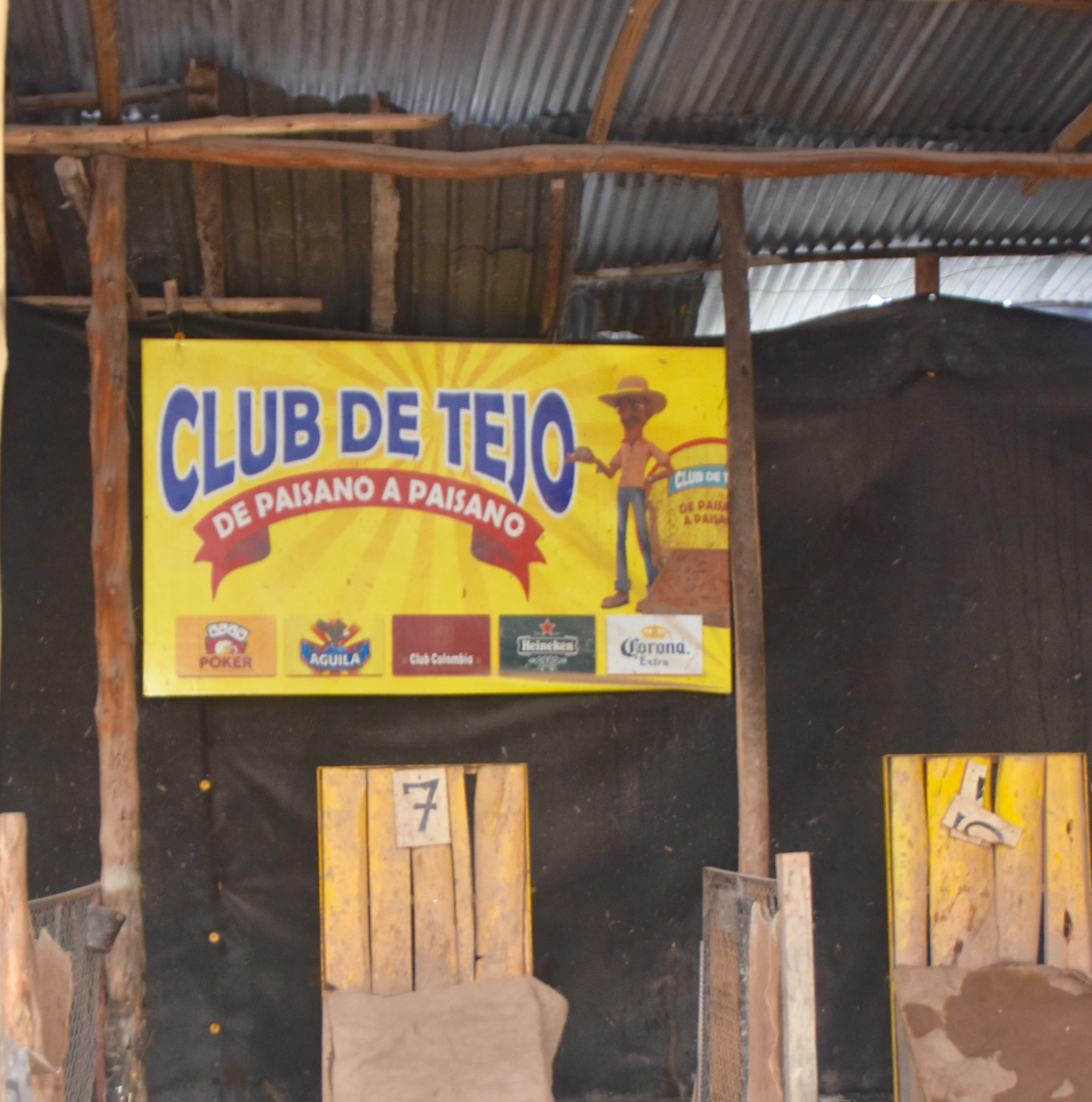 Club de Tejo, Zipaquira