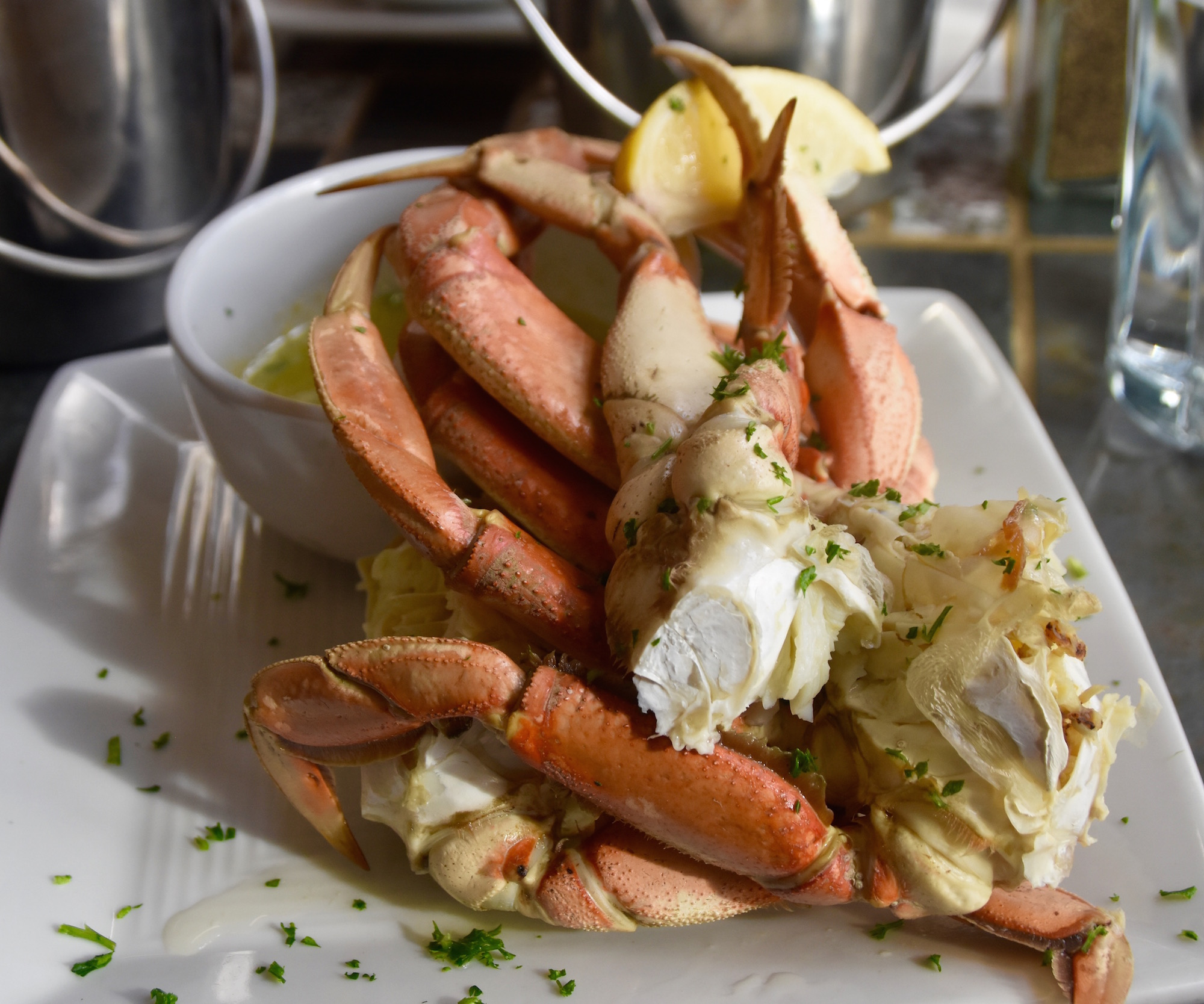 Dungeness Crab, Local Ocean Seafood