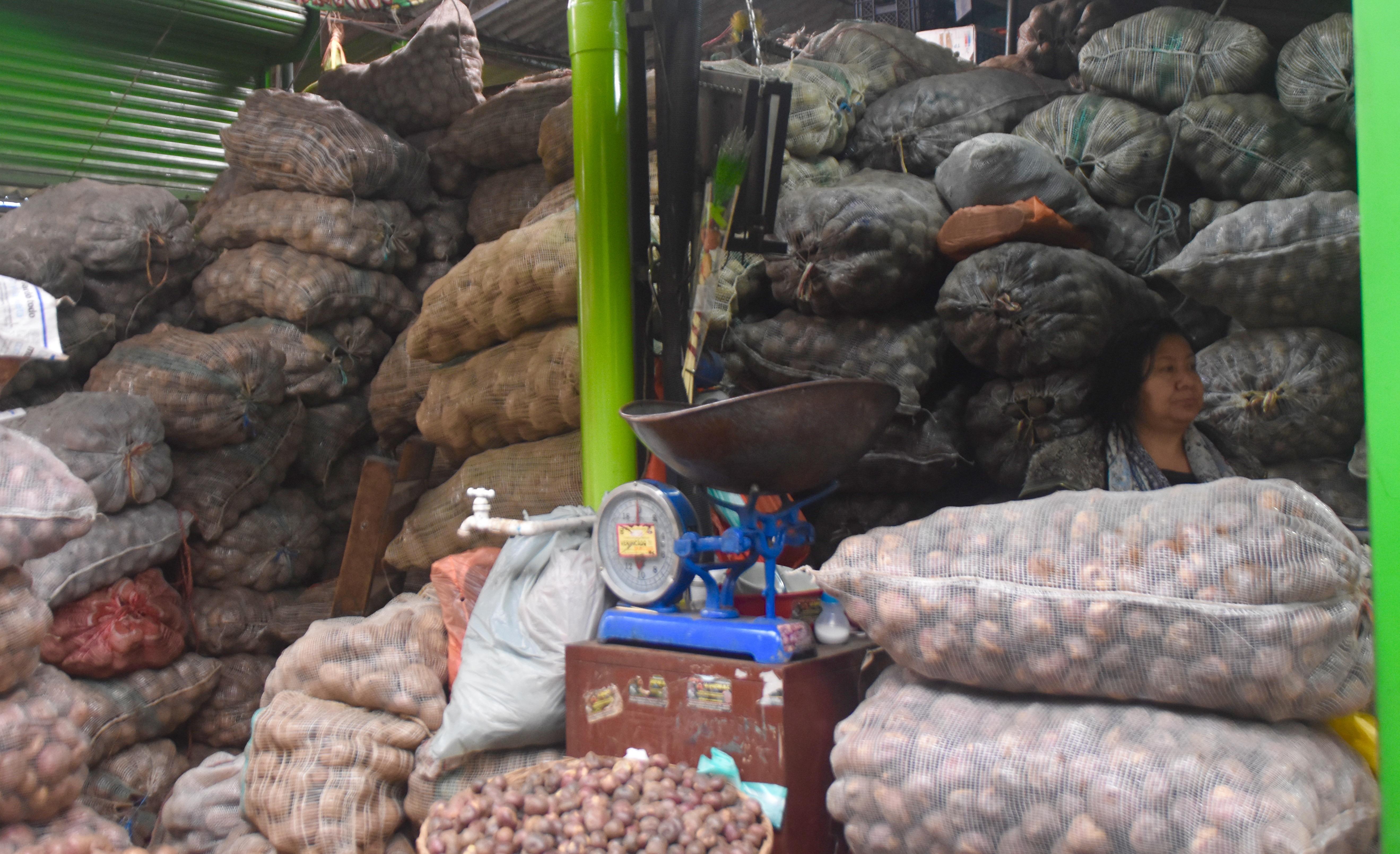 Bogota Market