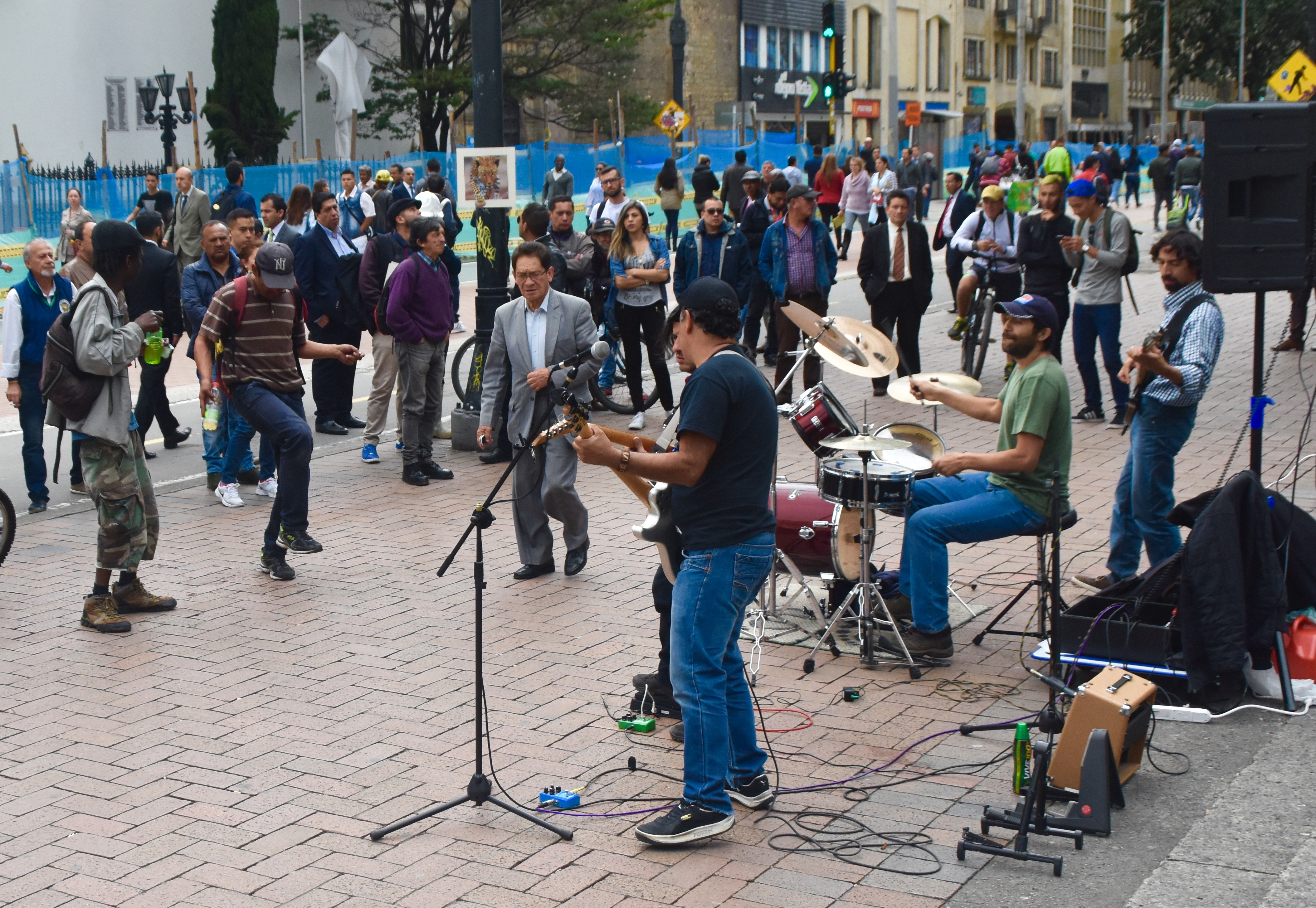 Bogota Street Band