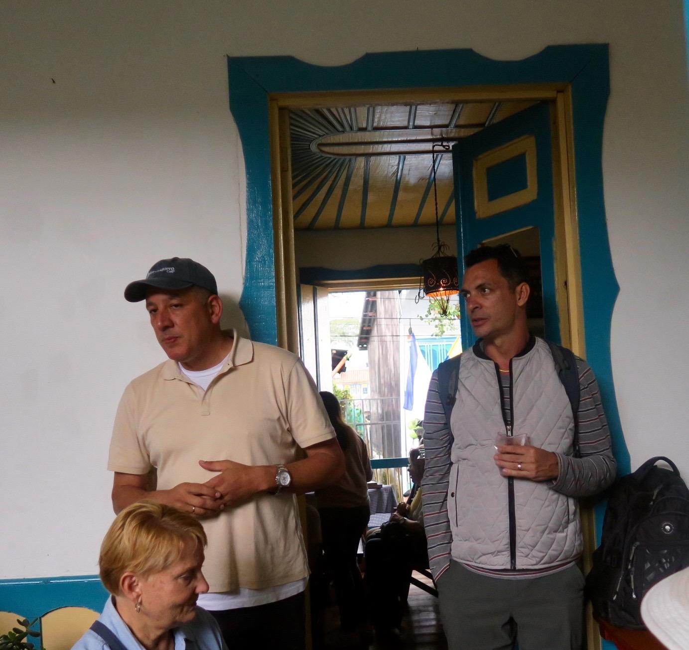 Jesus Martin & Andres Fernandez