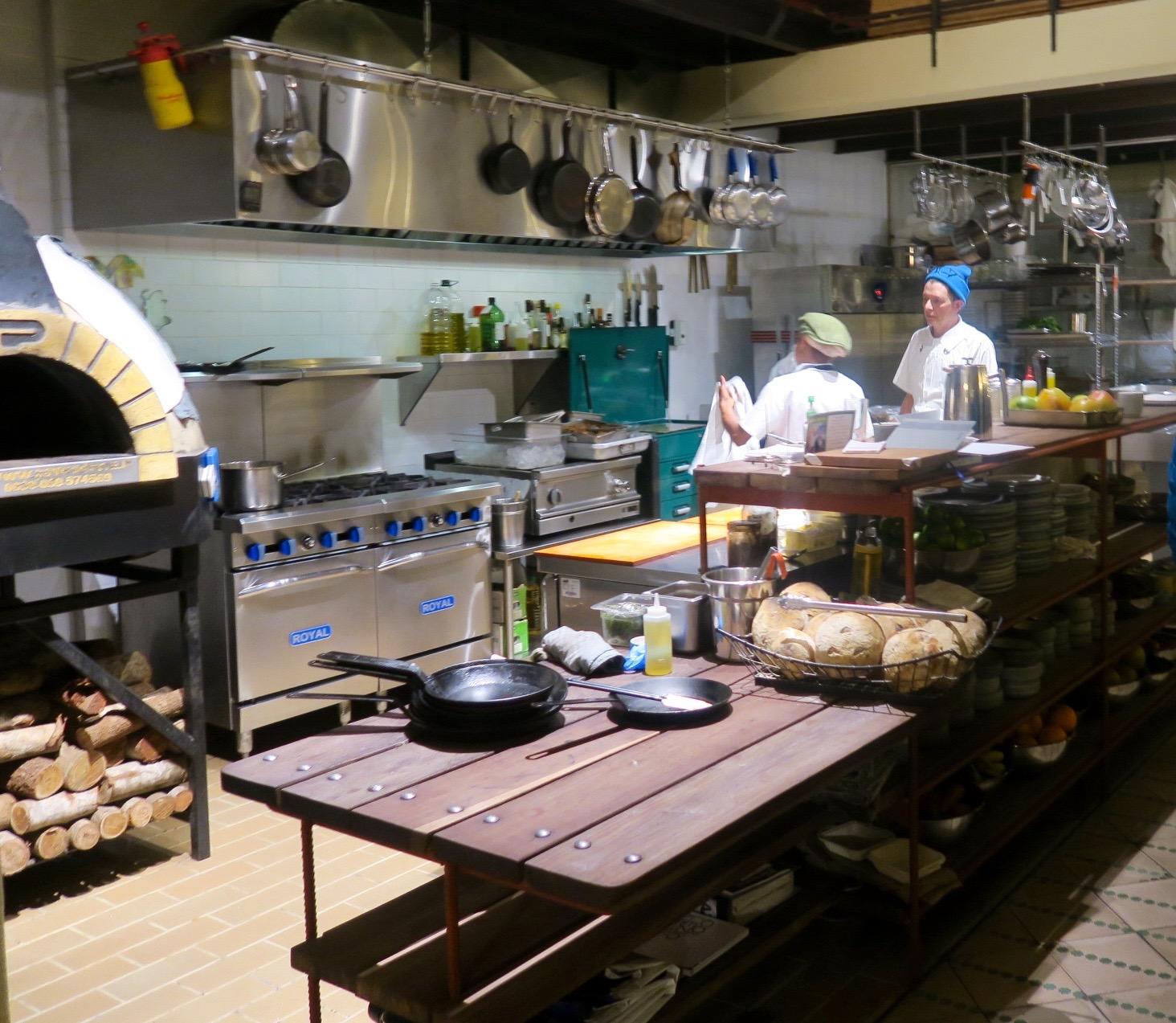 Prudencia Kitchen