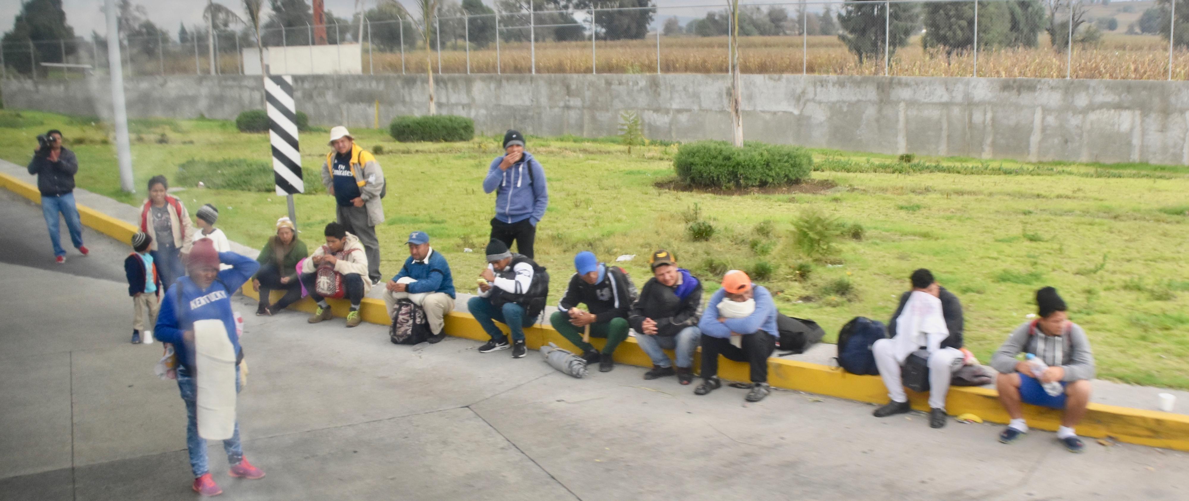 Central Mexico Caravan