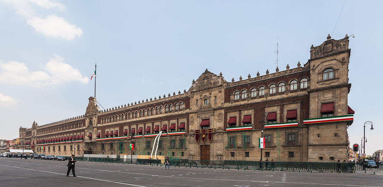 National Palace, Mexico City