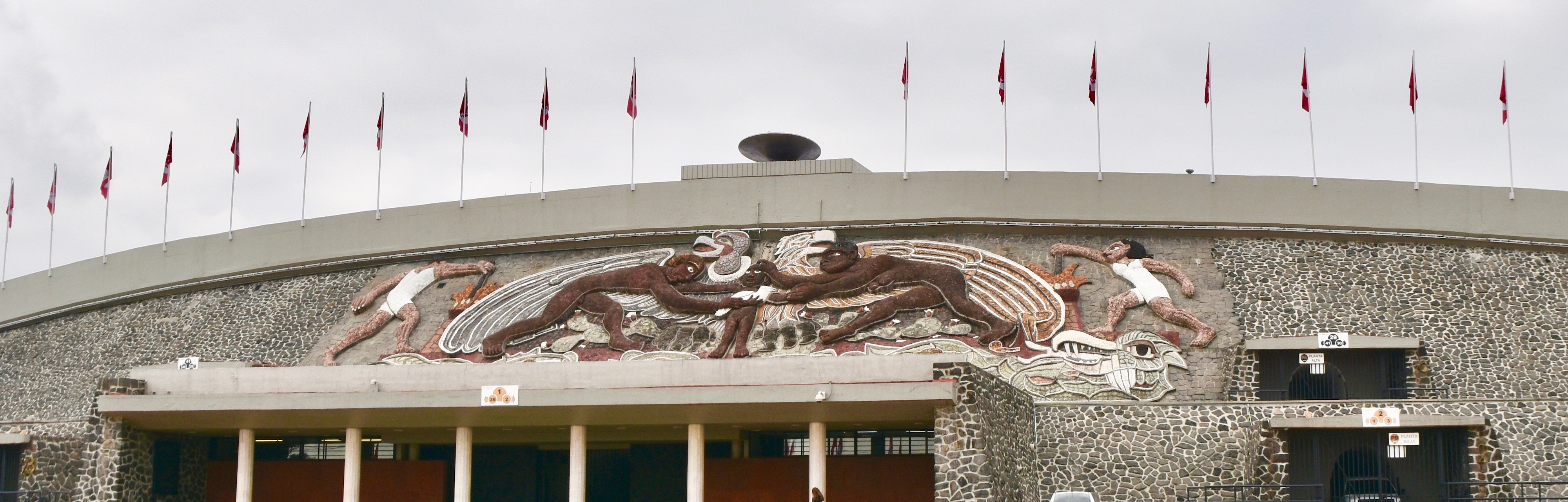 Olympic Stadium, Mexico City