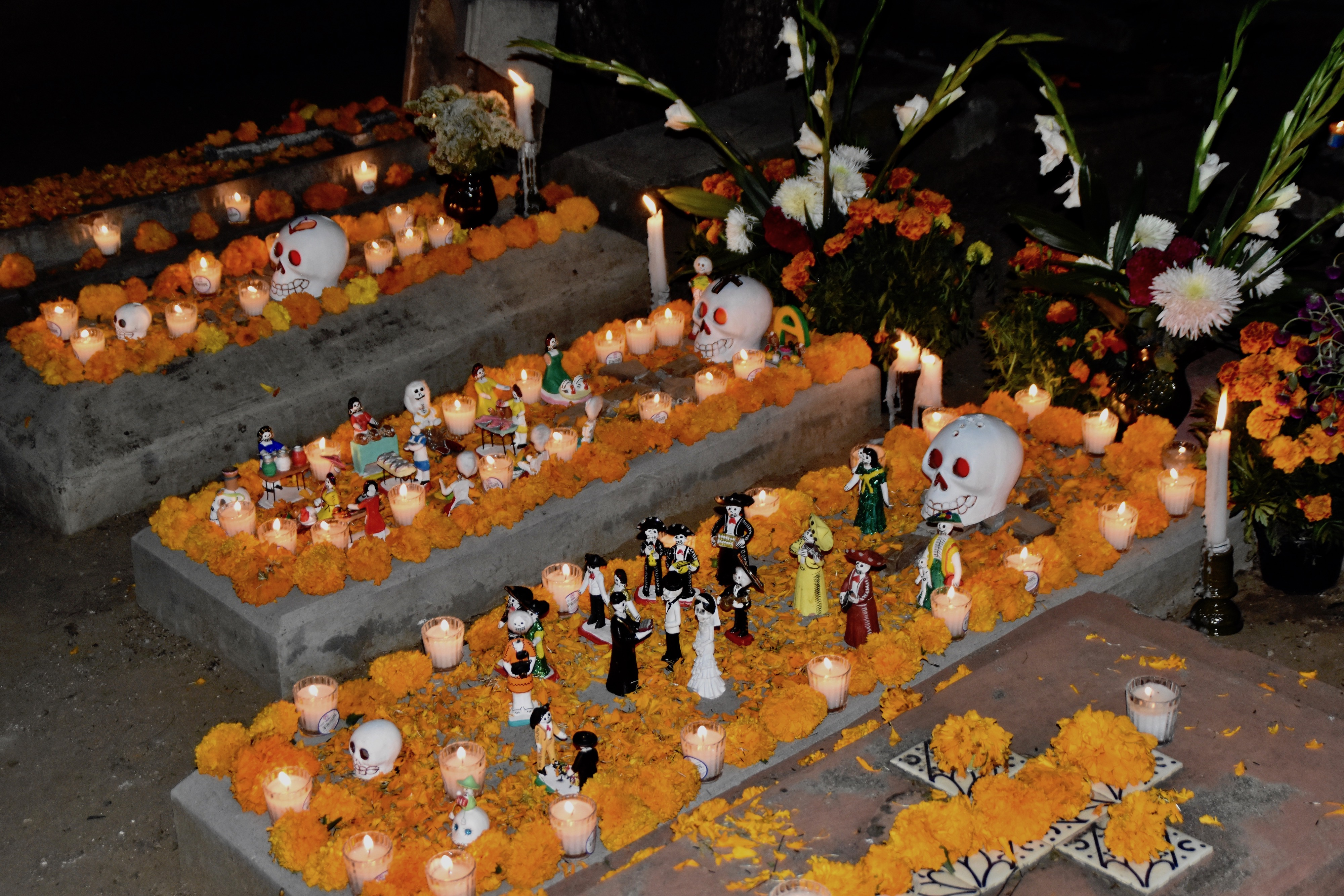 Cemetery - Day of the Dead