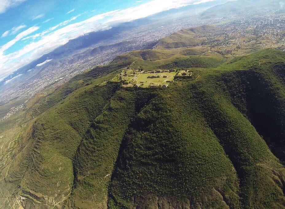 Monte Alban Zapotec Stronghold Above Oaxaca Travel Blog