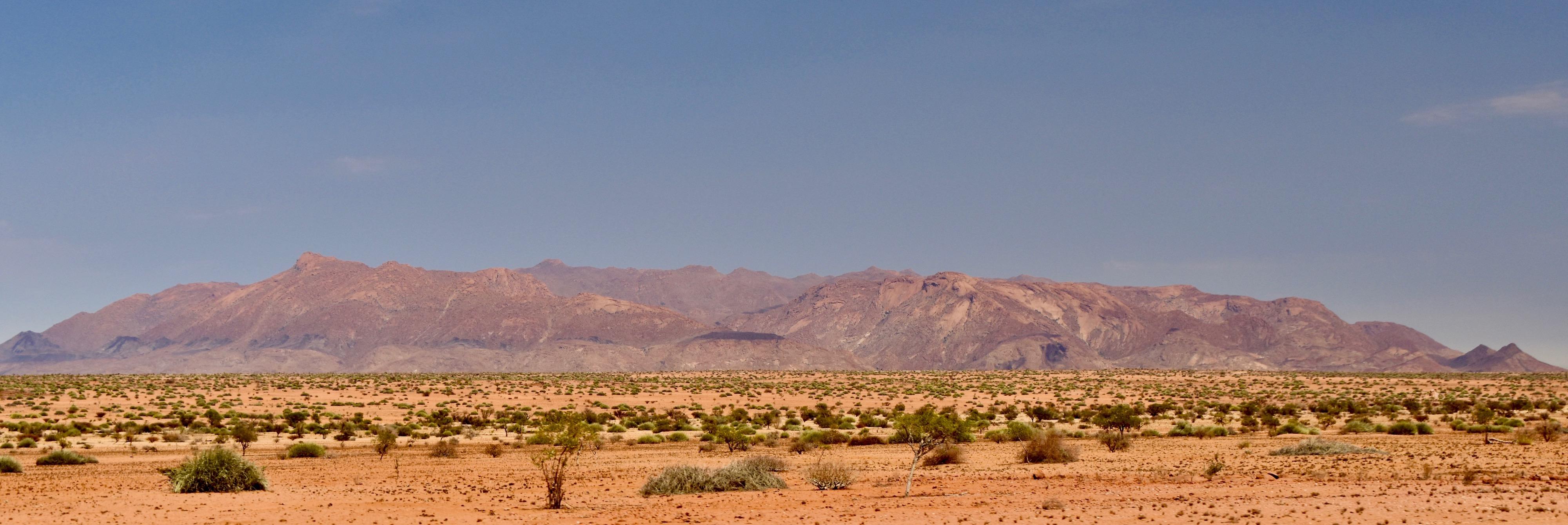 Exploring Namibia - Brandberg
