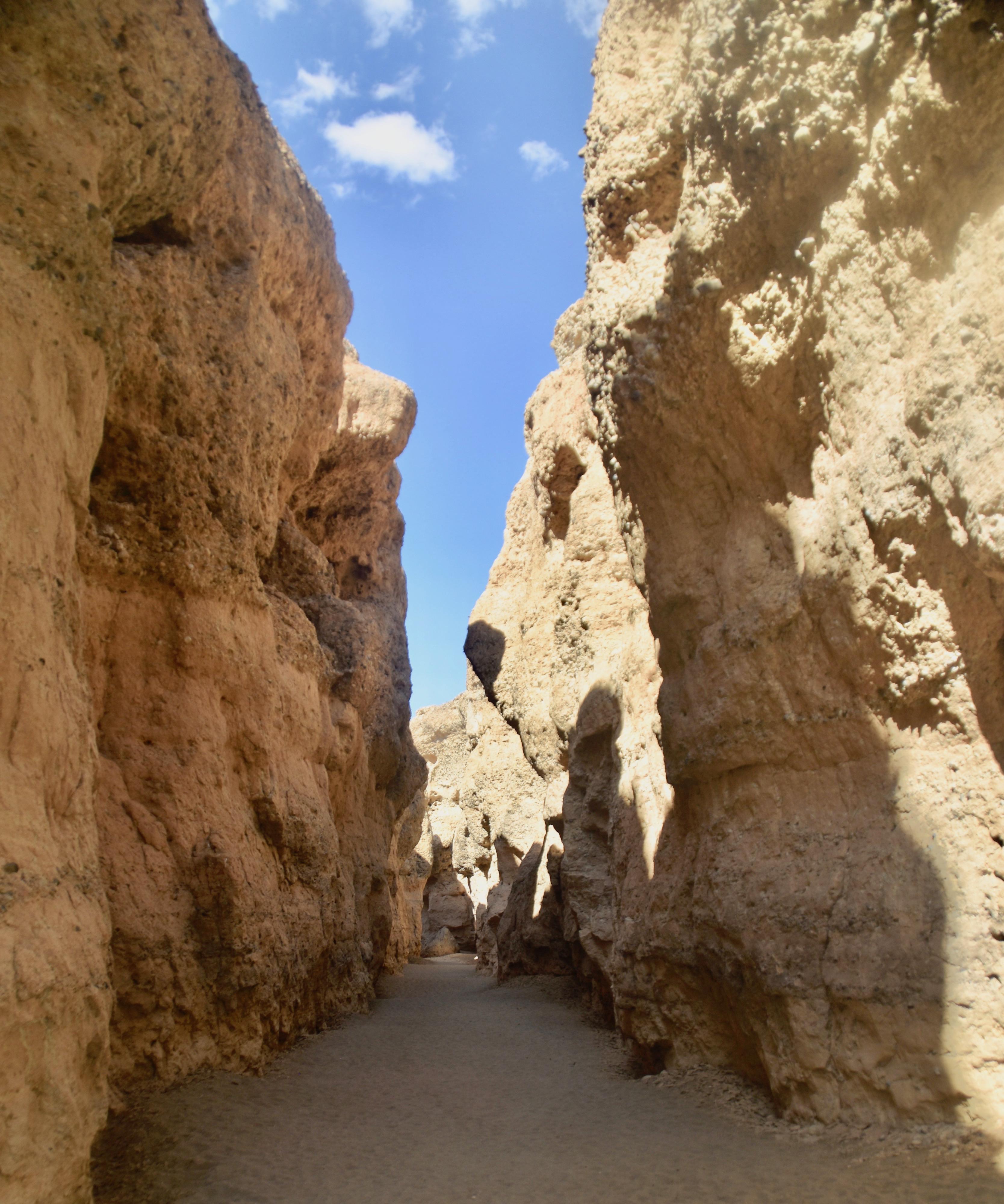 Sesriem Canyon, Sossusvlei