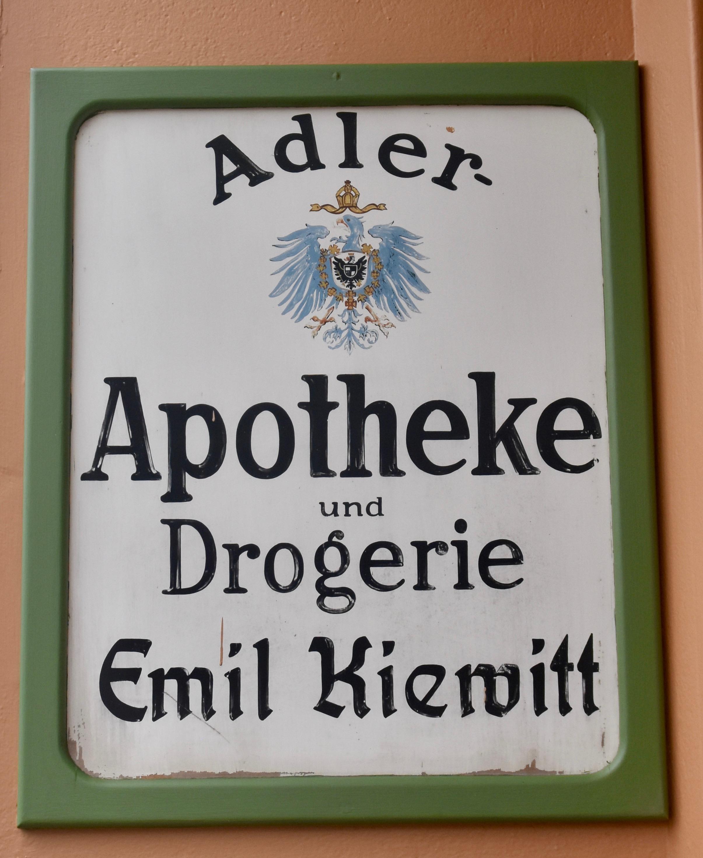 Adler Apothecary, Swakopmund