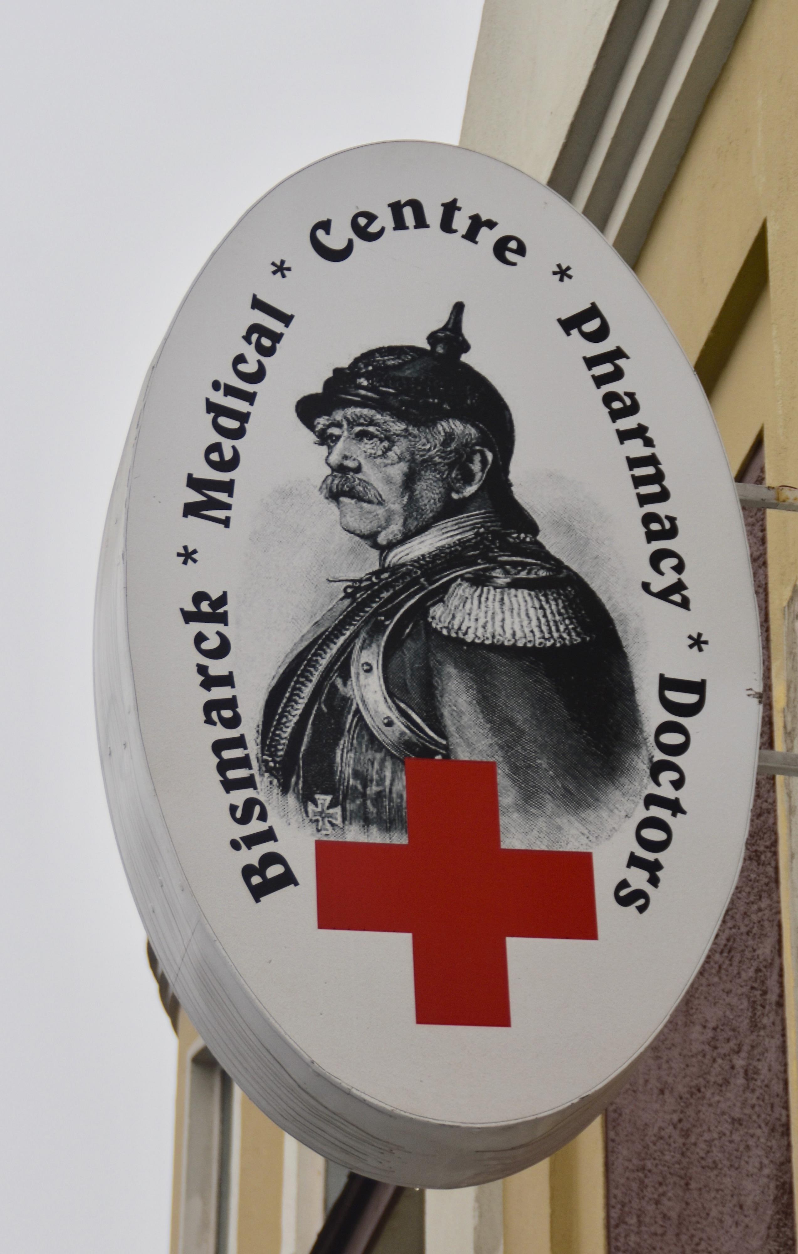 Bismarck Medical Centre, Swakopmund