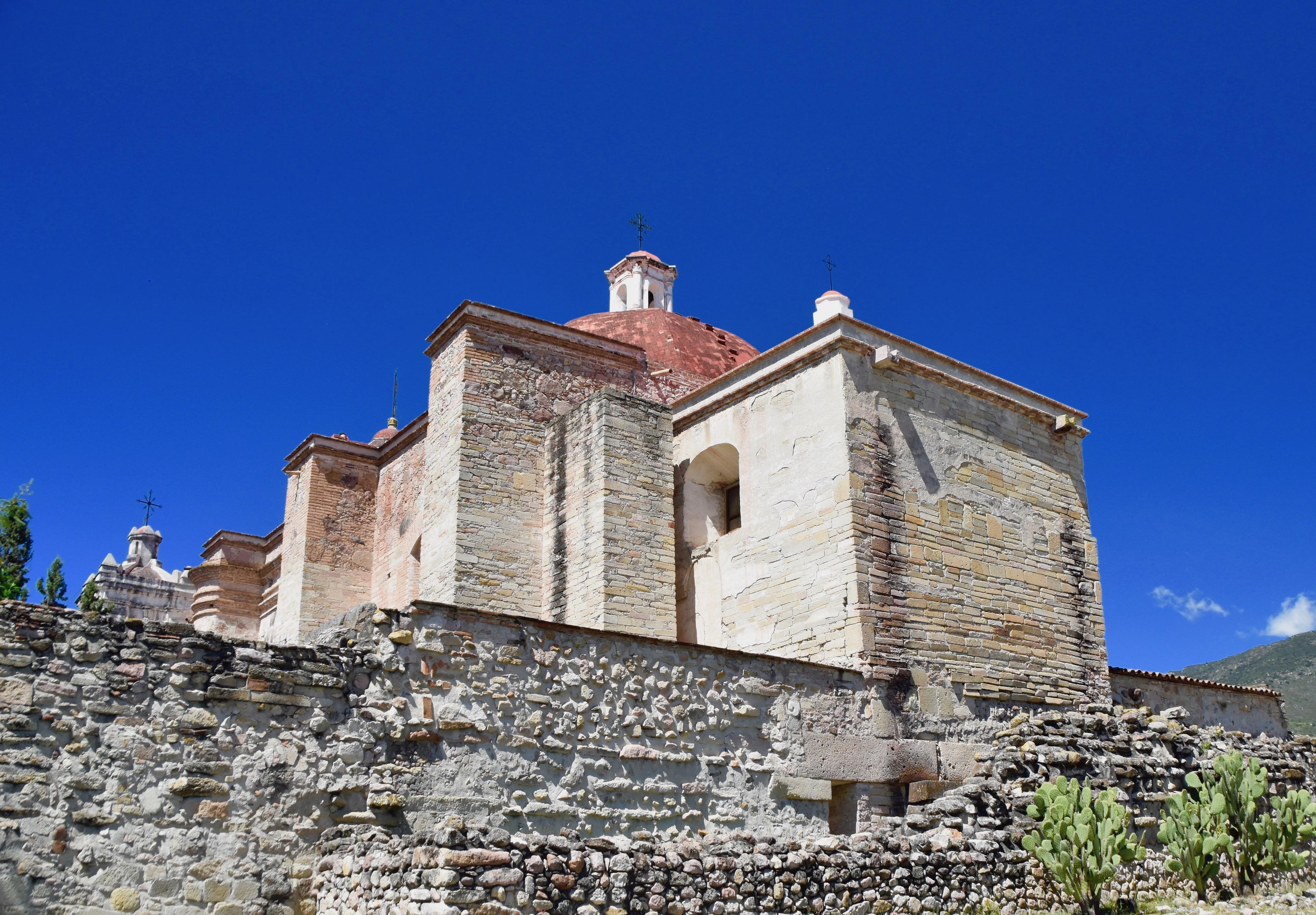 Mitla Temple Church
