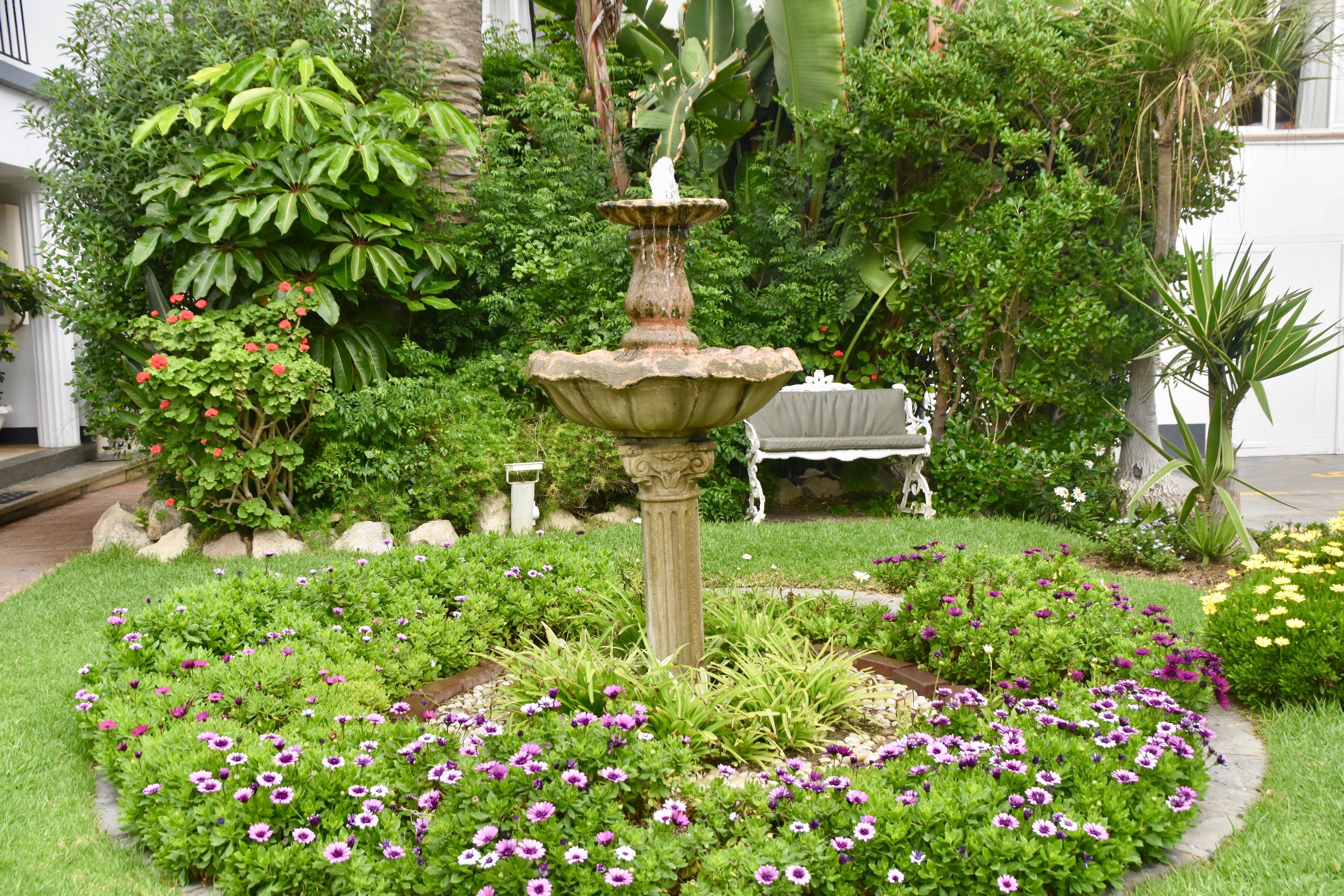 Hansa Hotel Fountain, Swakopmund