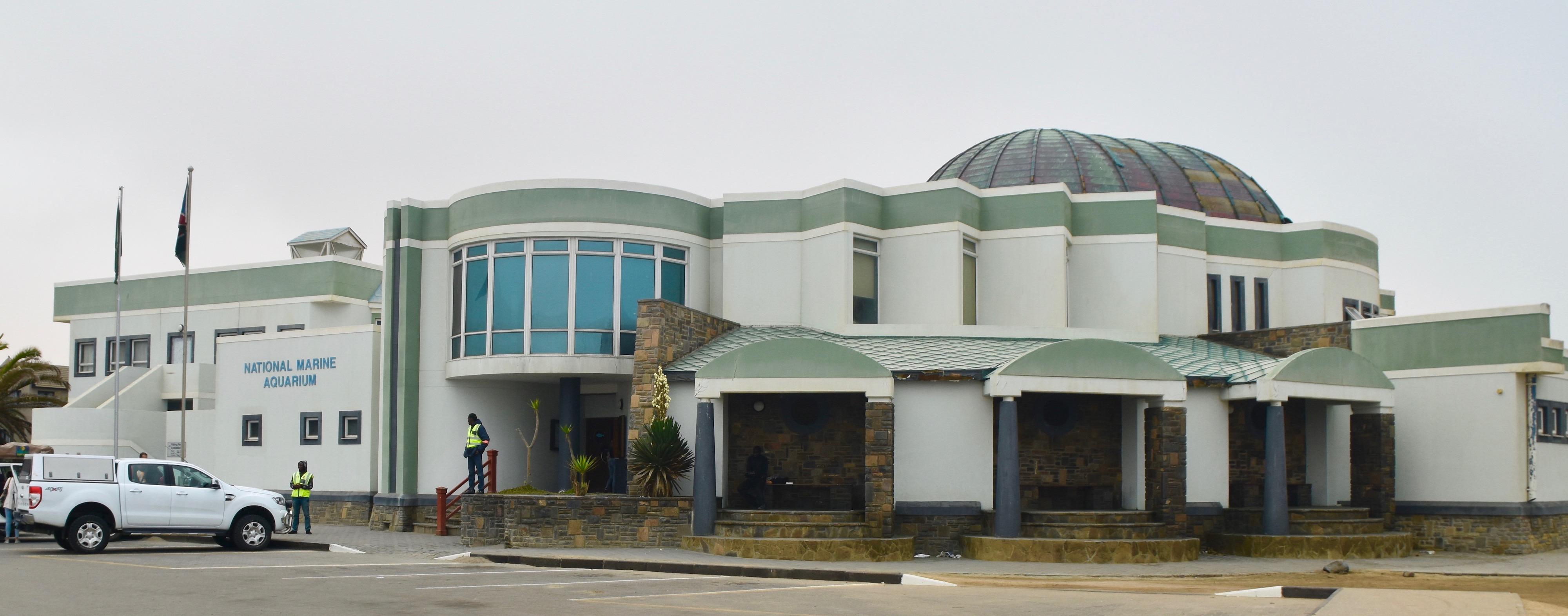 National Marine Aquarium, Swakopmund