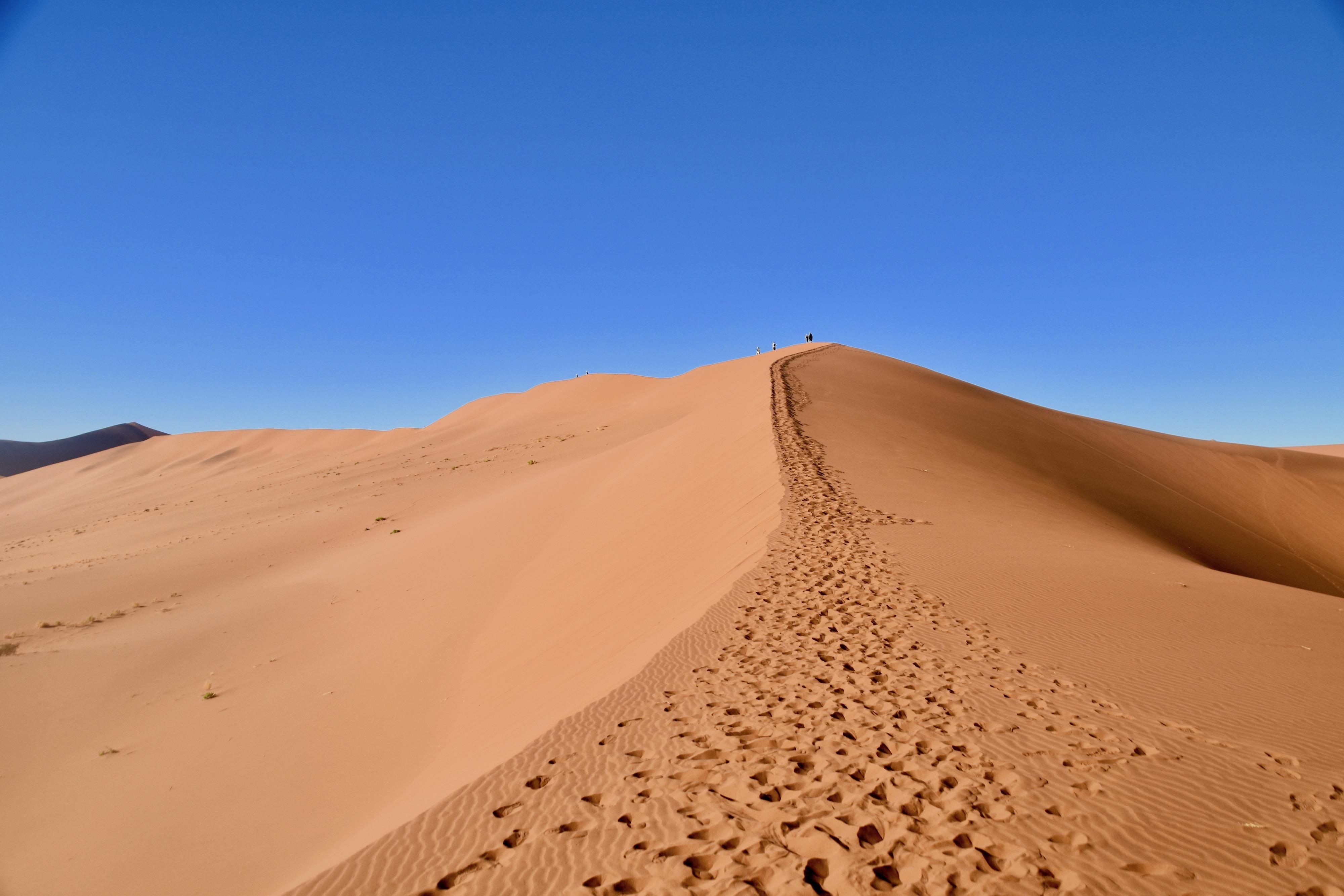 Sossusvlei Namibia S Wondrous Sand Dunes The Maritime