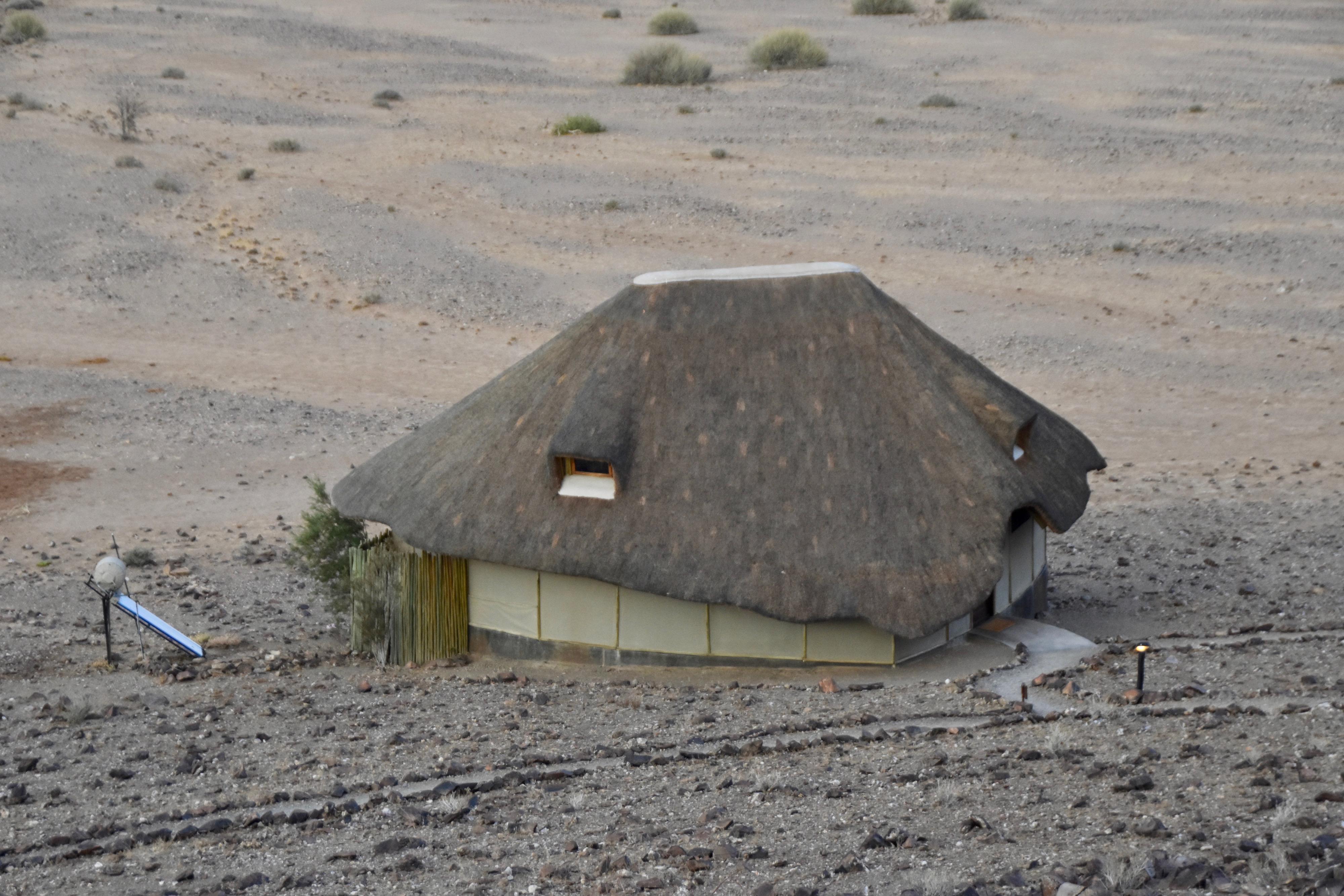 Cabin 11, Doro Nawas, Damaraland.