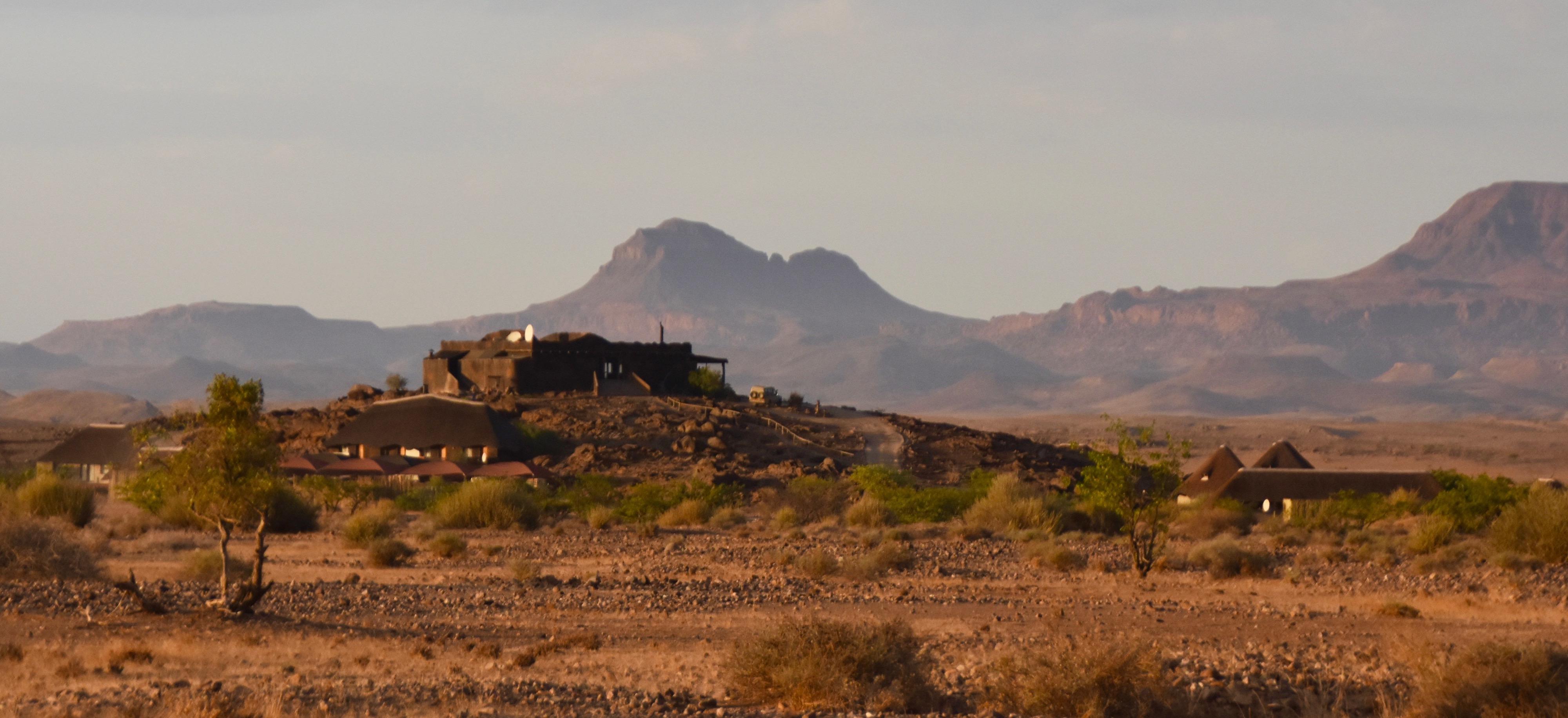 Doro Nawas Lodge, Damaraland