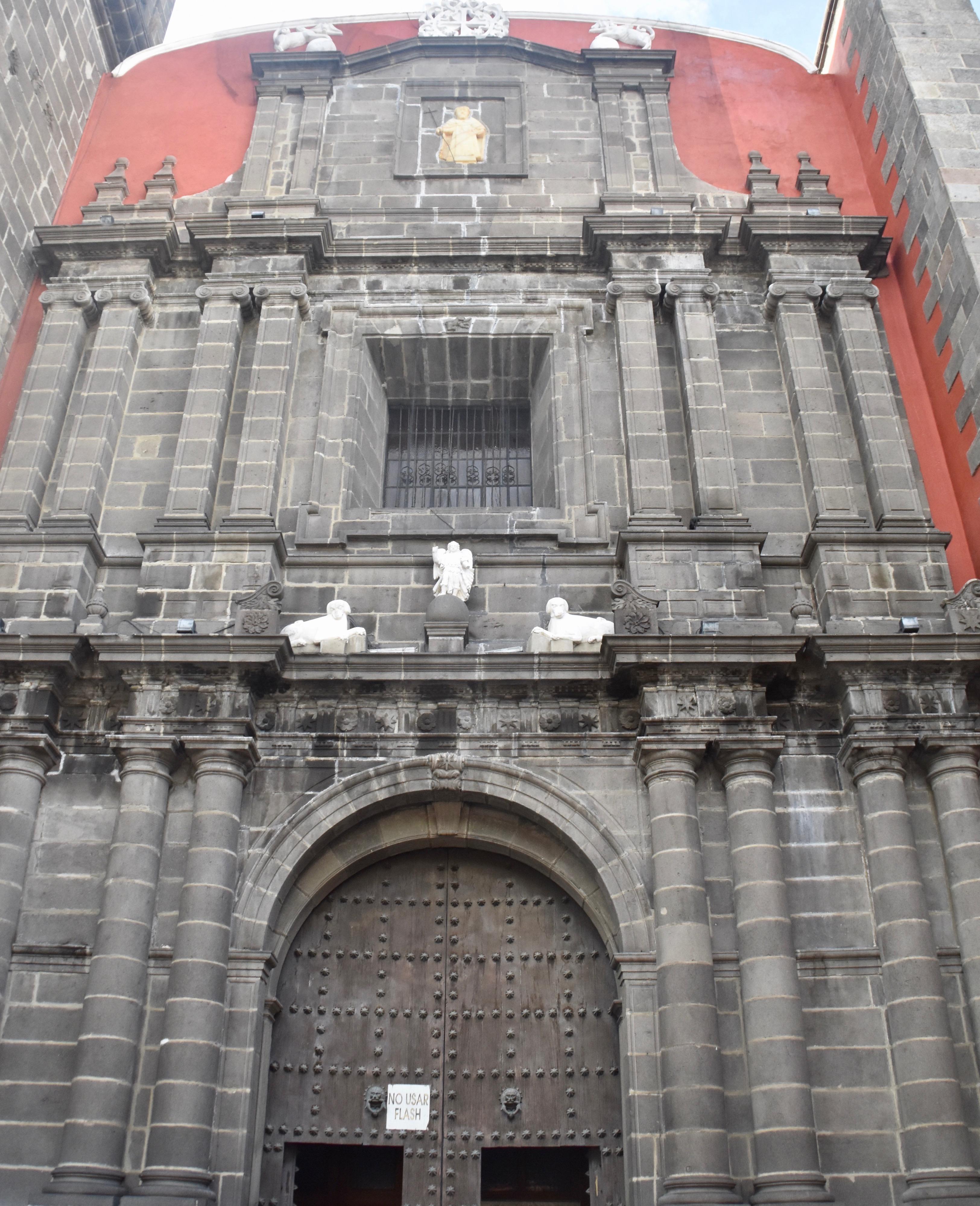 Templo de Santo Domingo, Puebla
