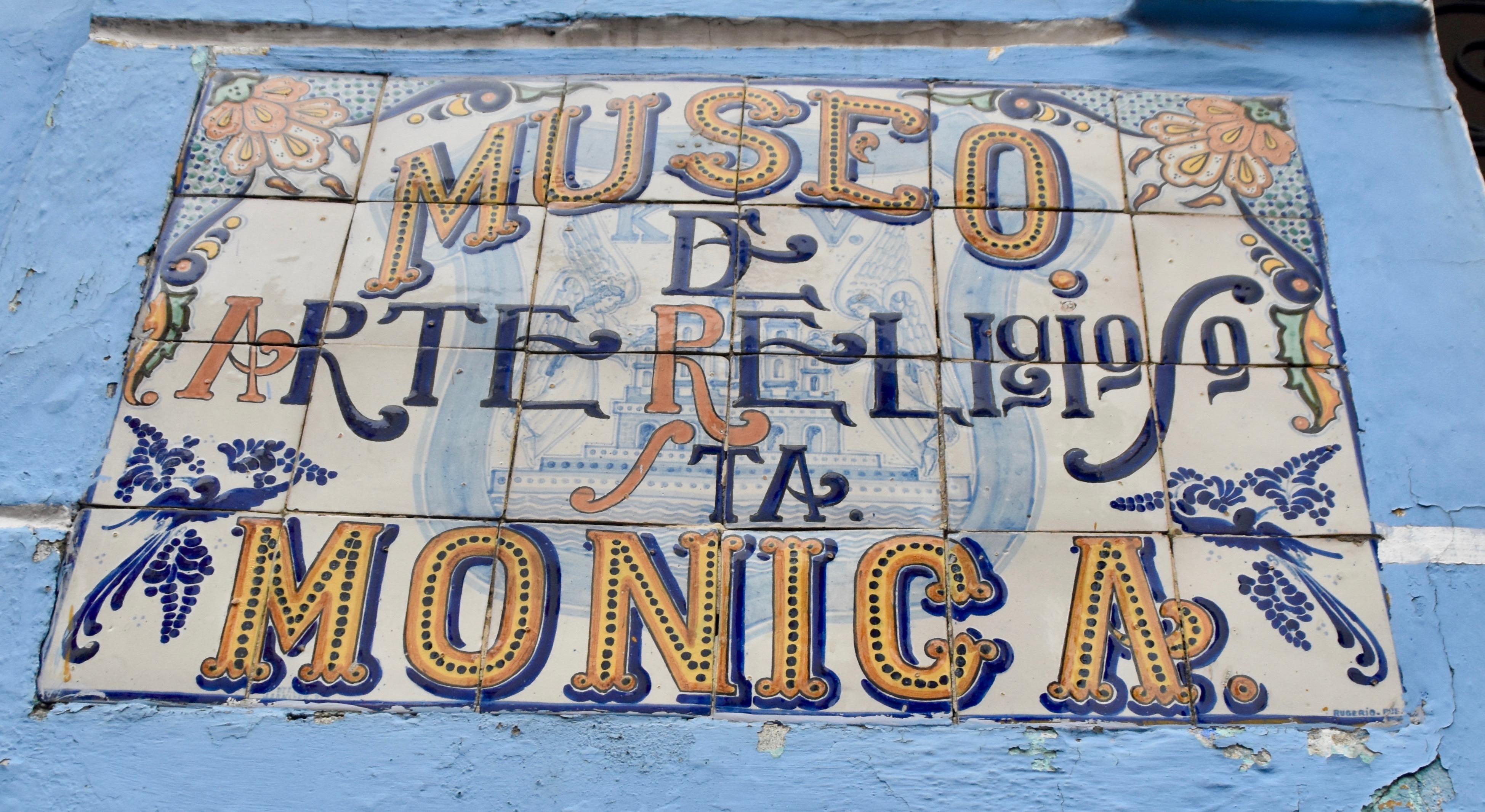 Museo de Ste. Monica, Puebla