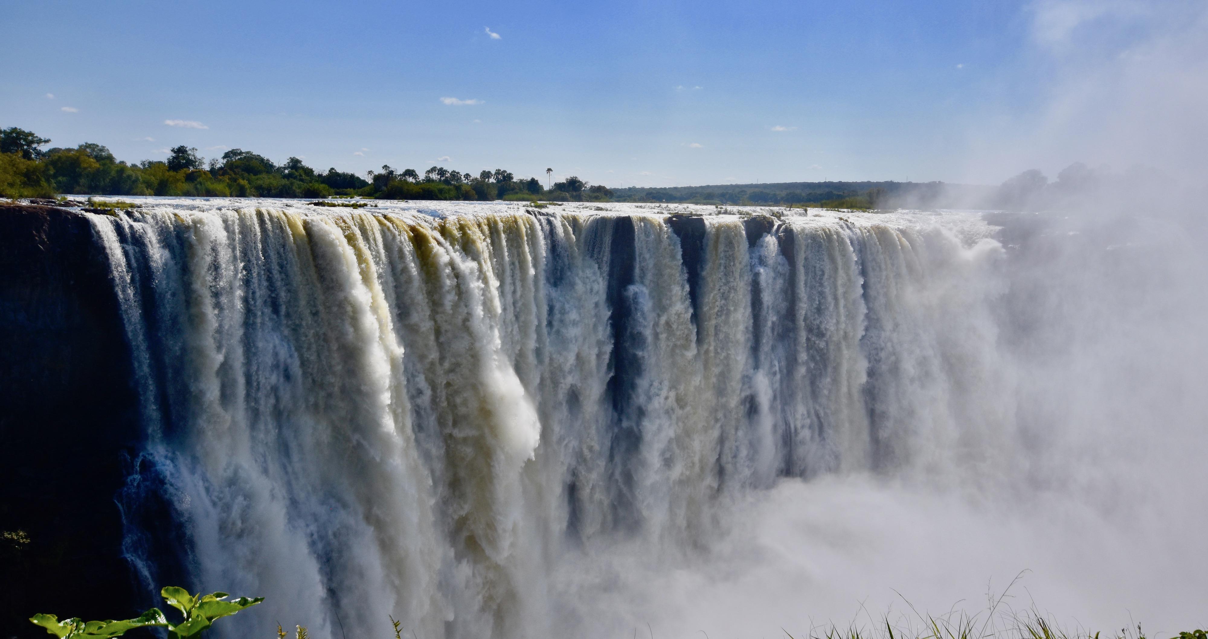 Main Falls, Victoria Falls