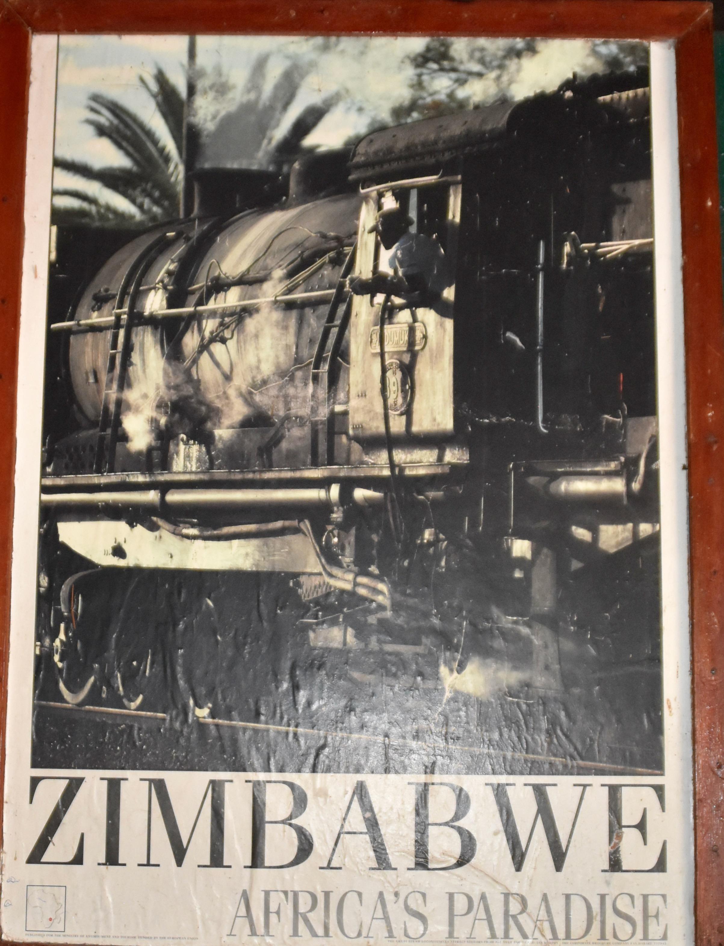 Zimbabwe Poster