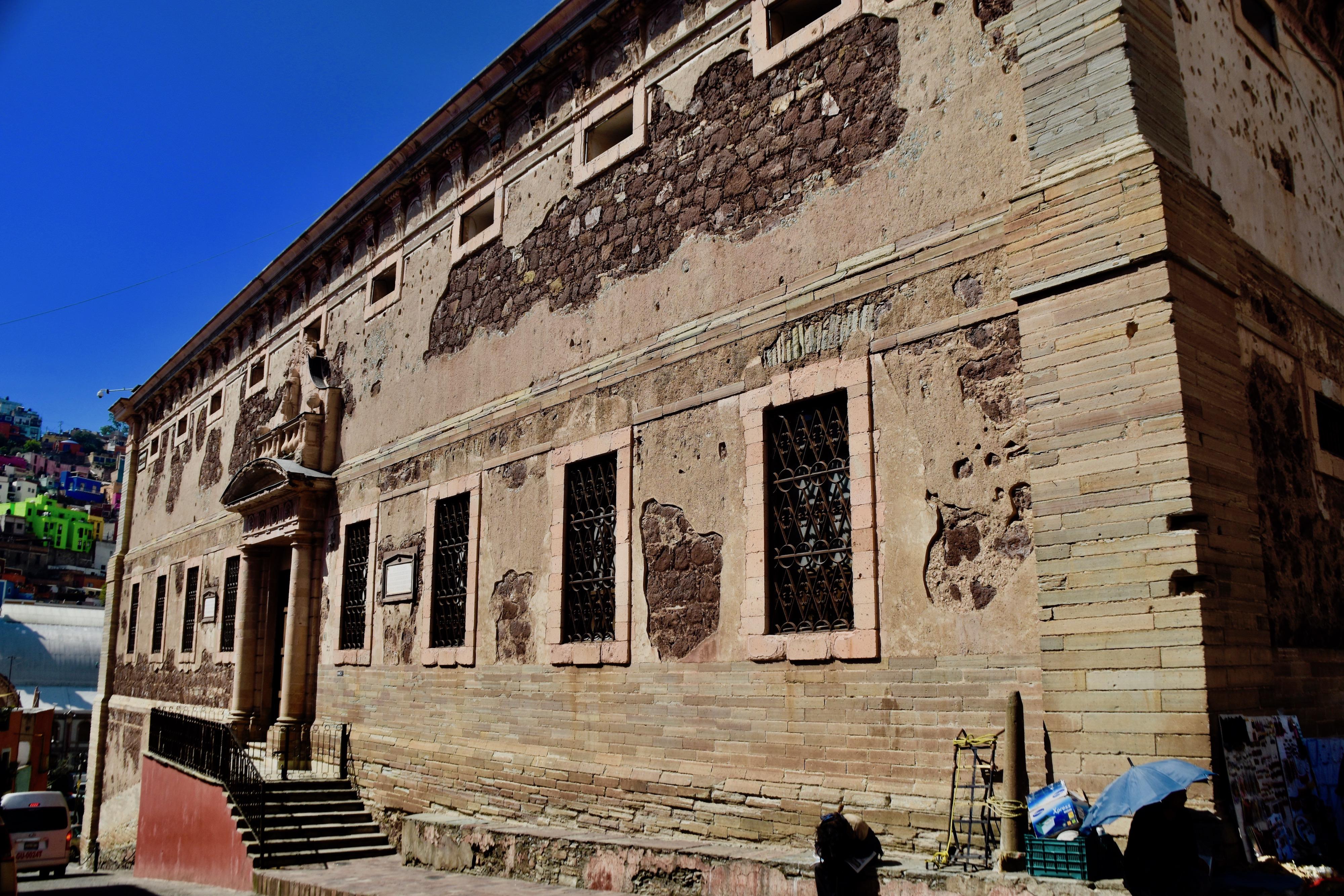 Alhondigas de Granaditas, Guanajuato