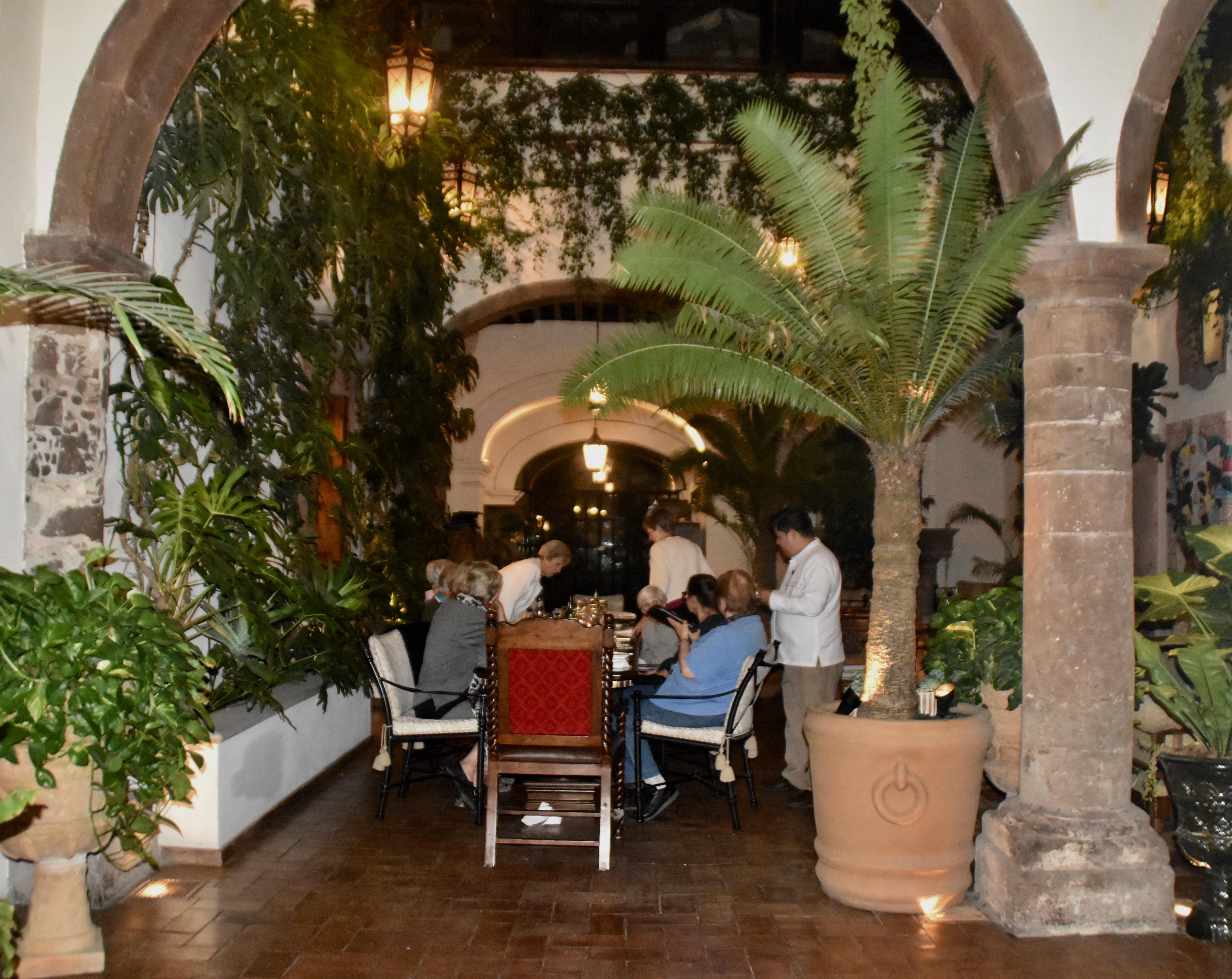 Casa de Sierra Nevada, San Miguel de Allende
