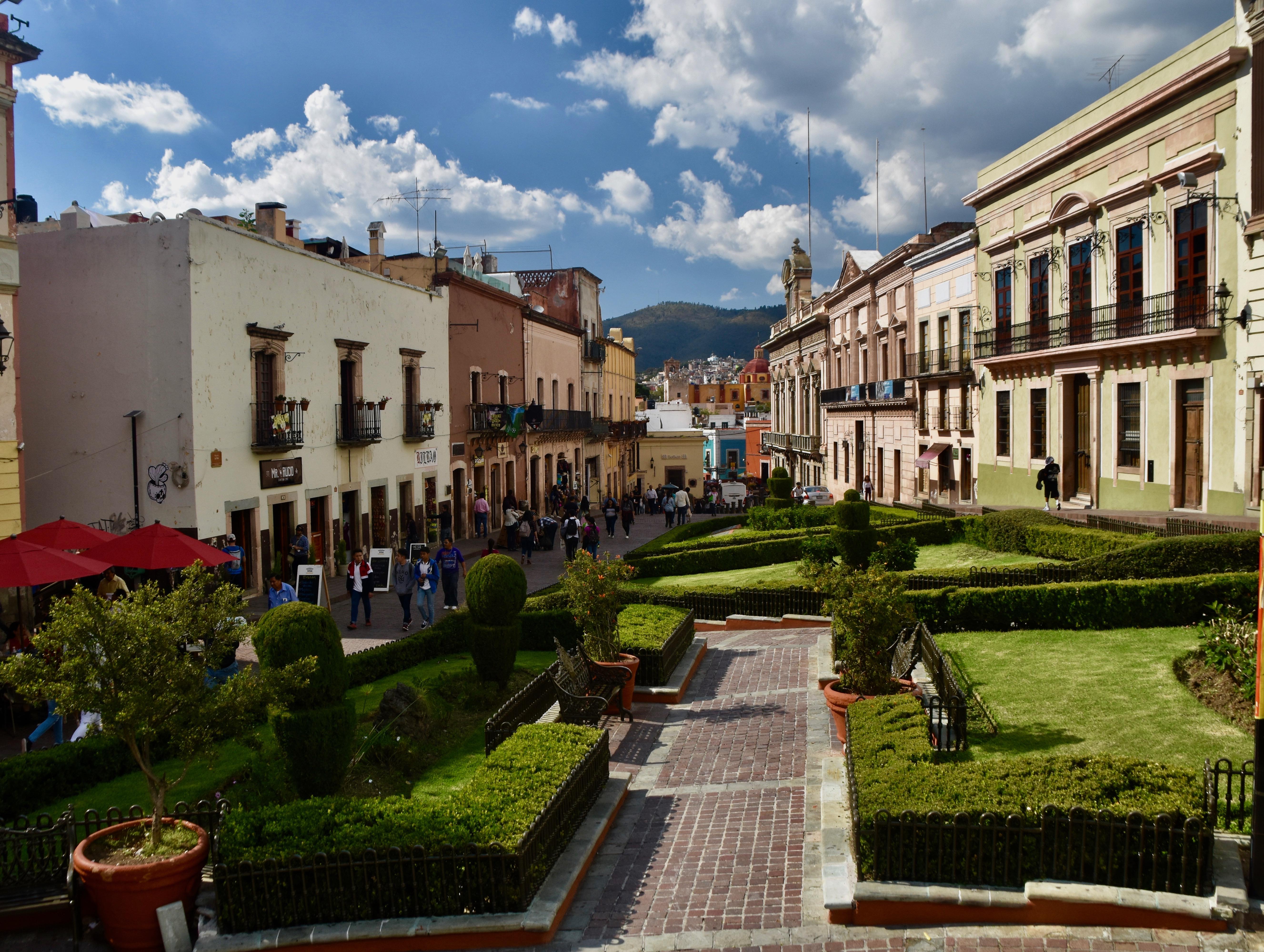 Plaza de la Paz , Guanajuato