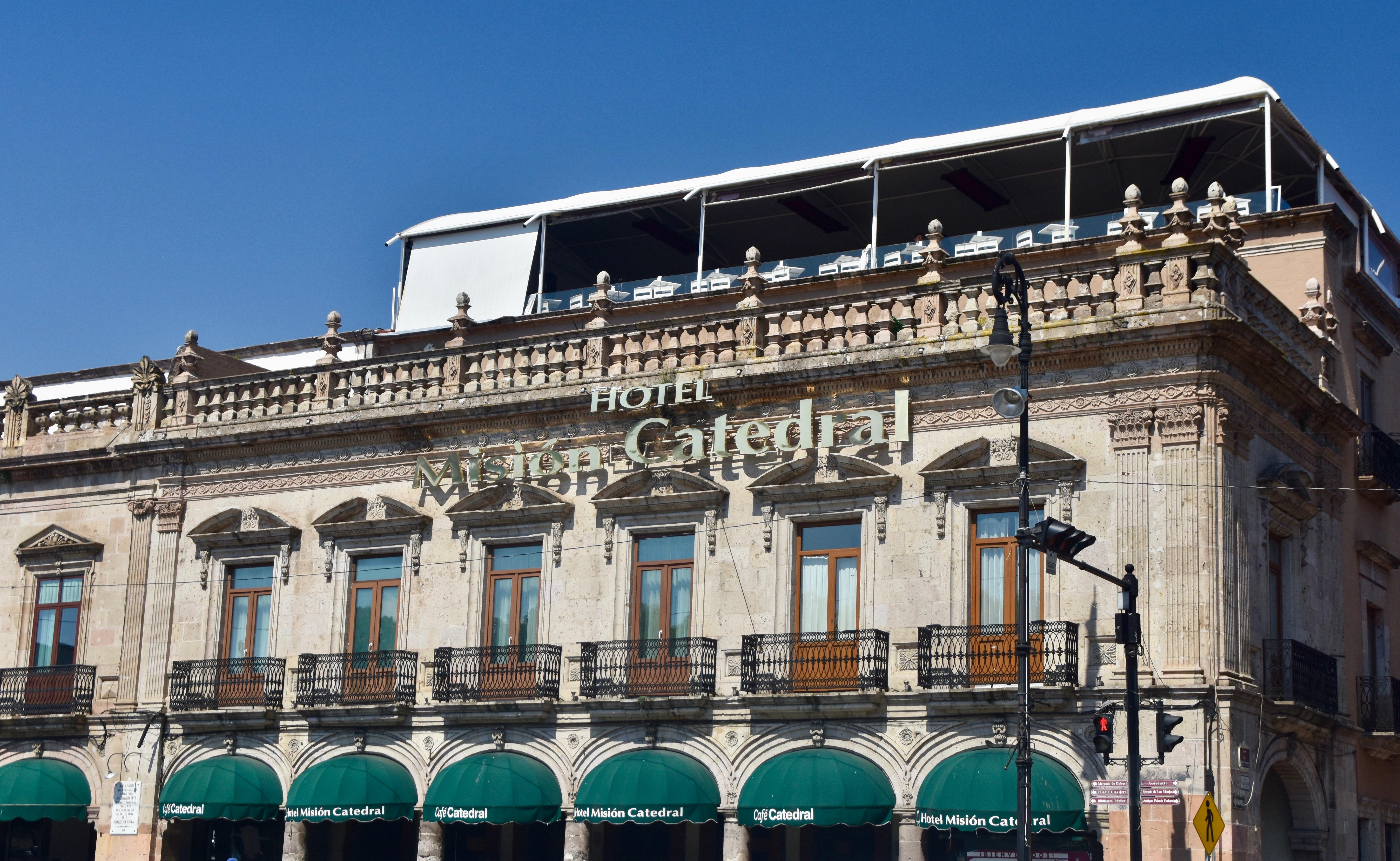 Hotel Mision Catedral, Morelia