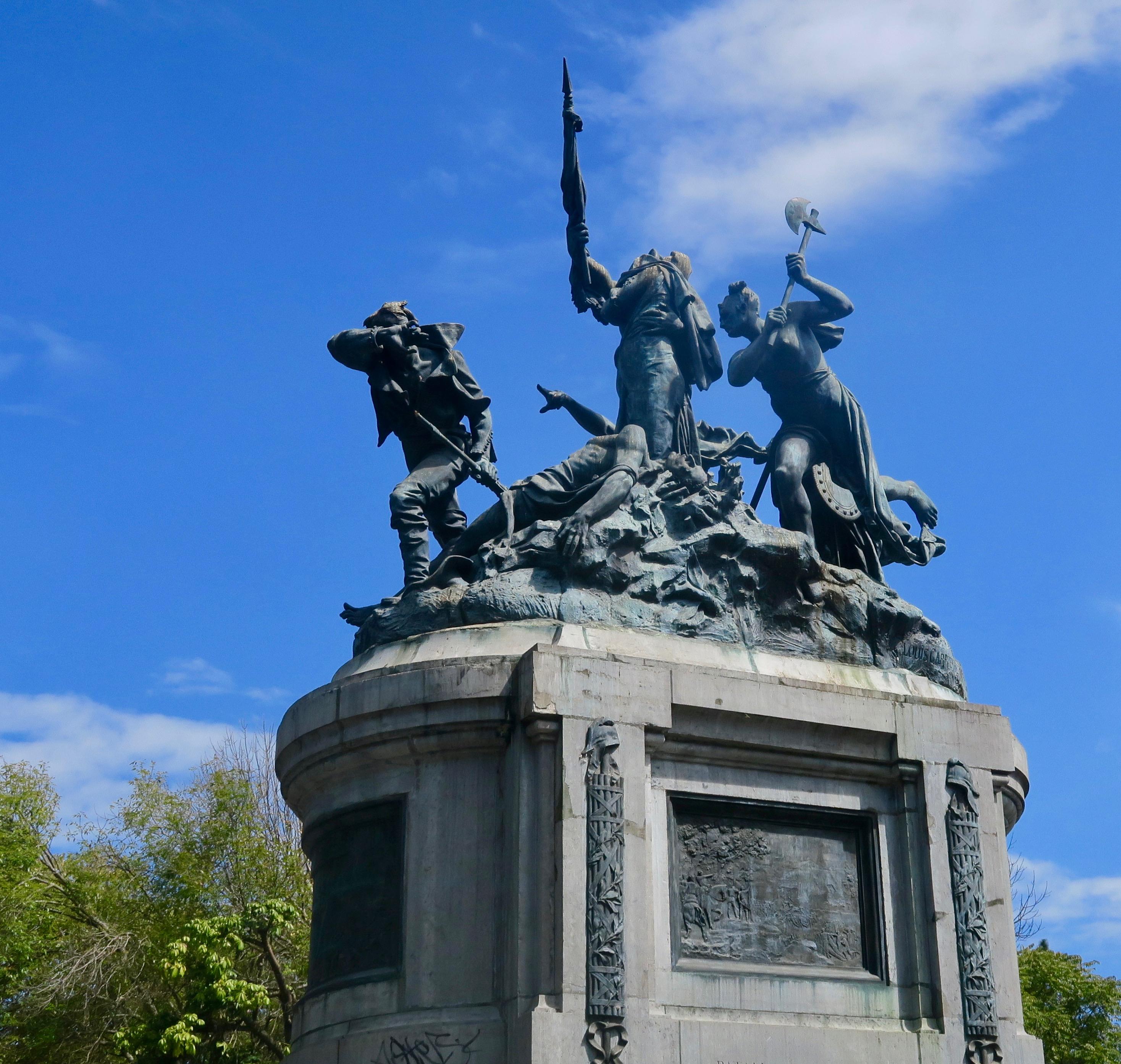 1856 Monument, San Jose