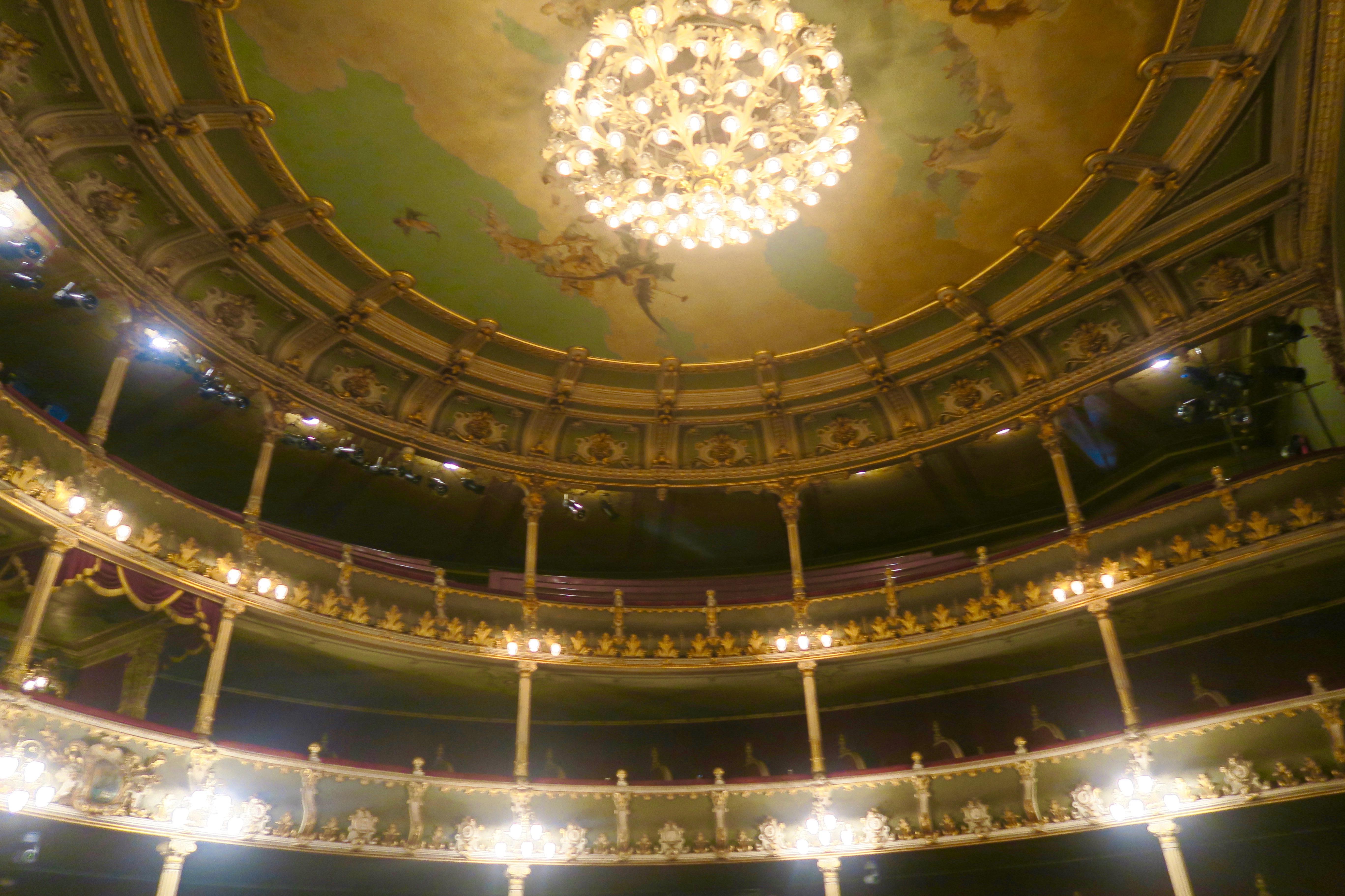 Teatro Nacional, San Jose