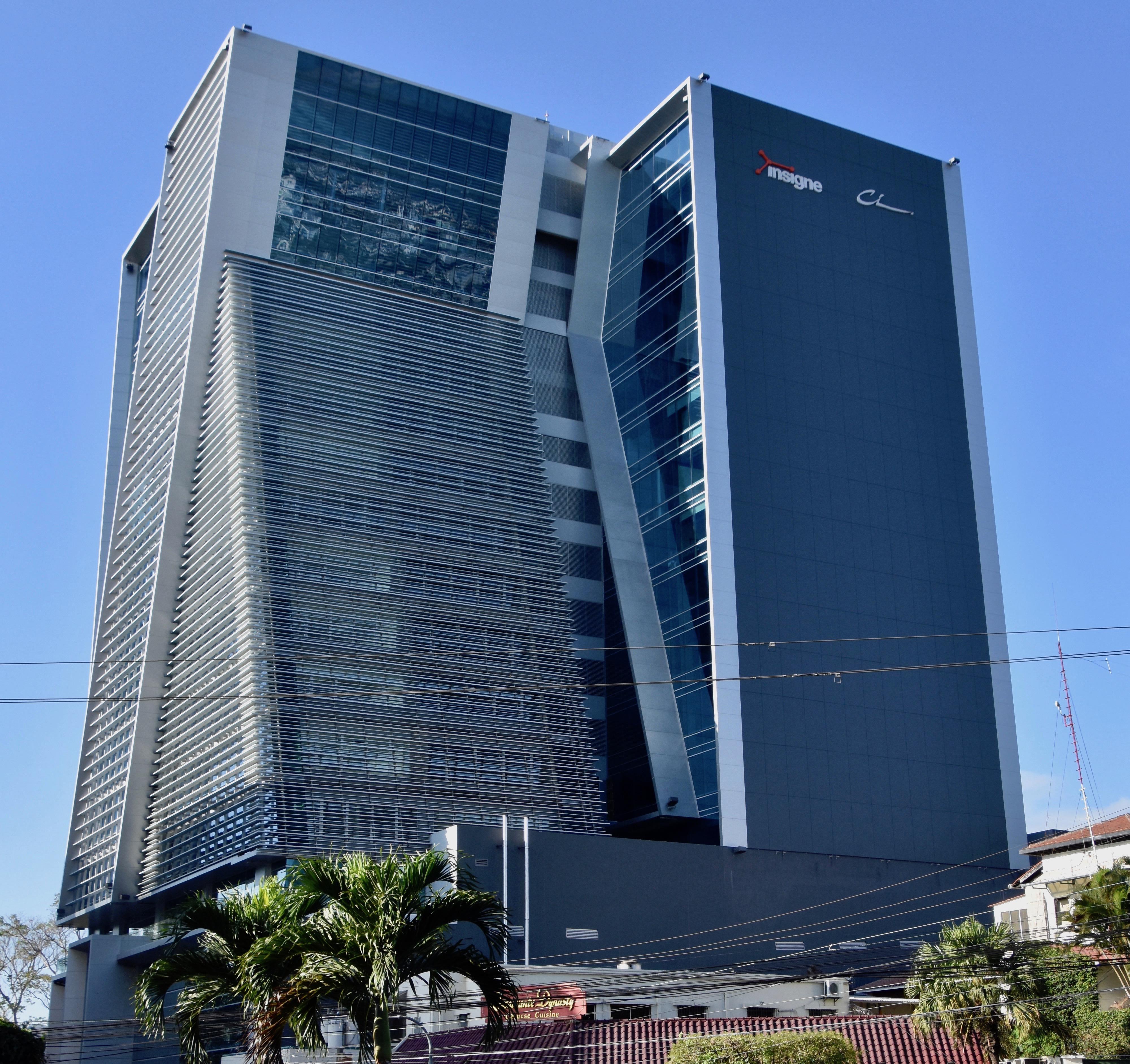 Modern Building, San Salvador, El Salvador
