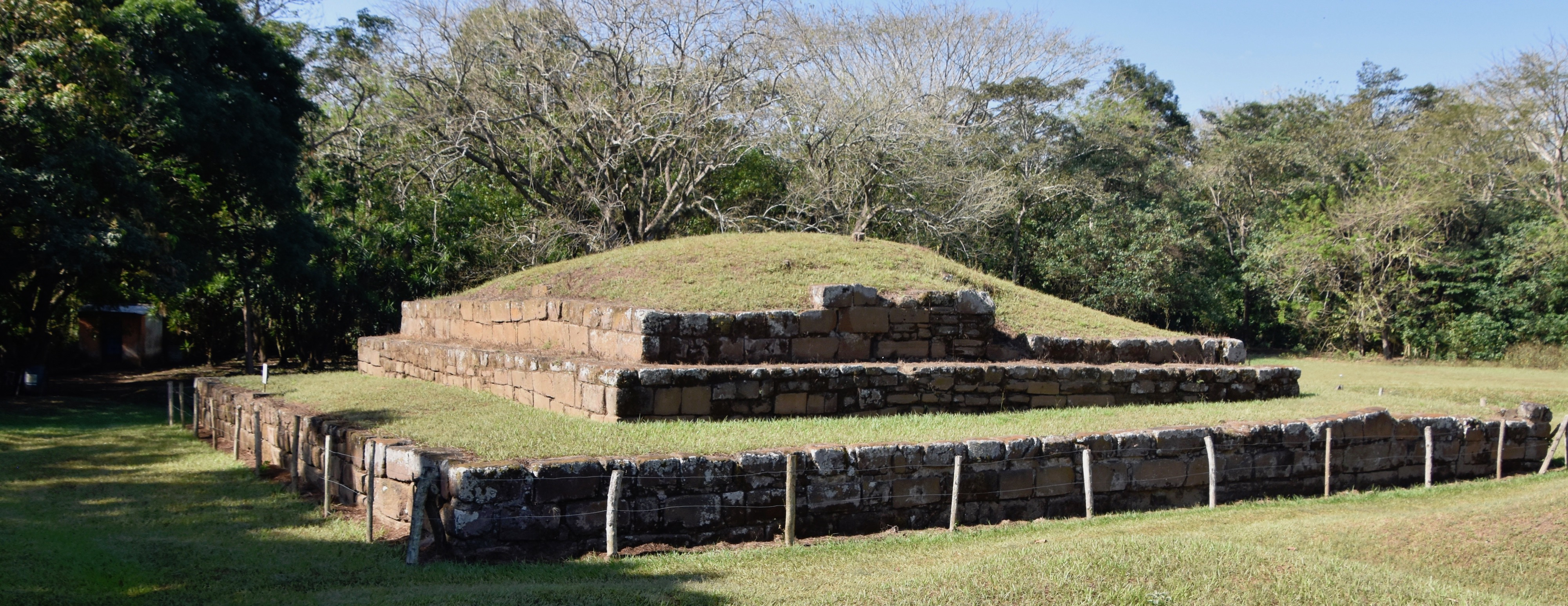 Structure 7, San Andres