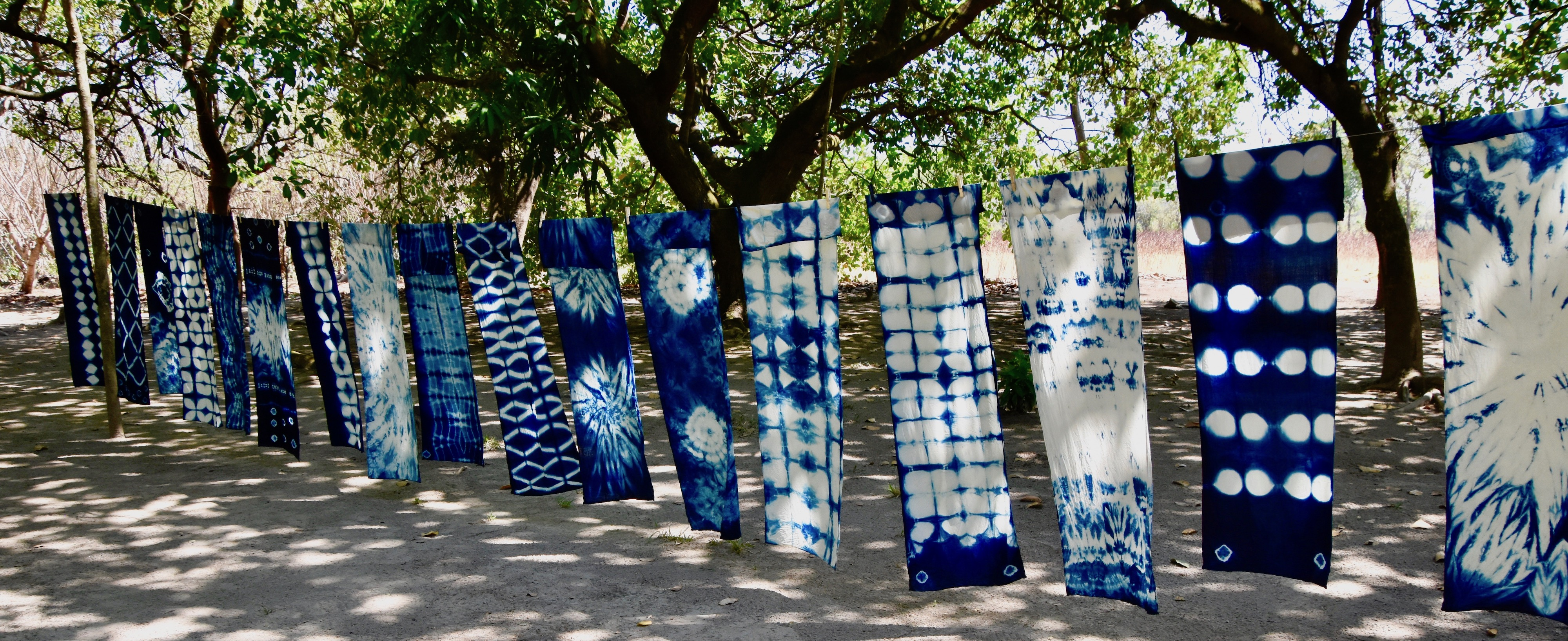 Hung Out to Dry, Indigo Farm