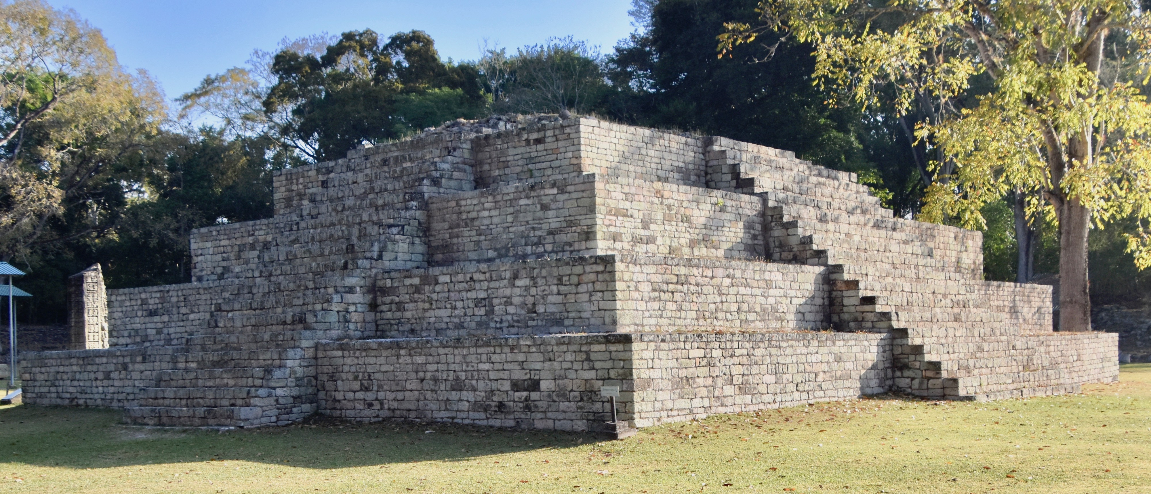 Structure 4, Copan