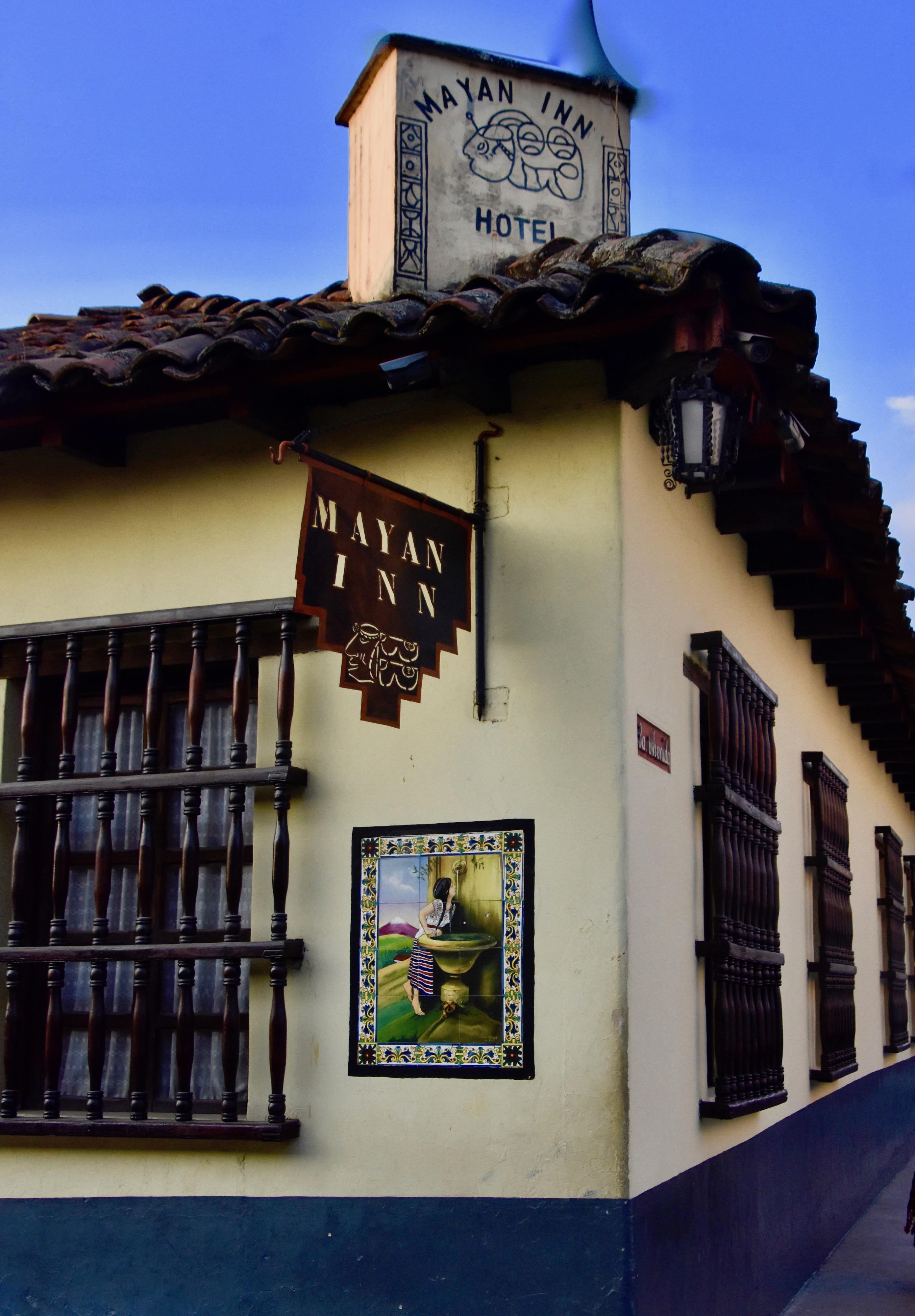 Mayan Inn, Chichicastenango