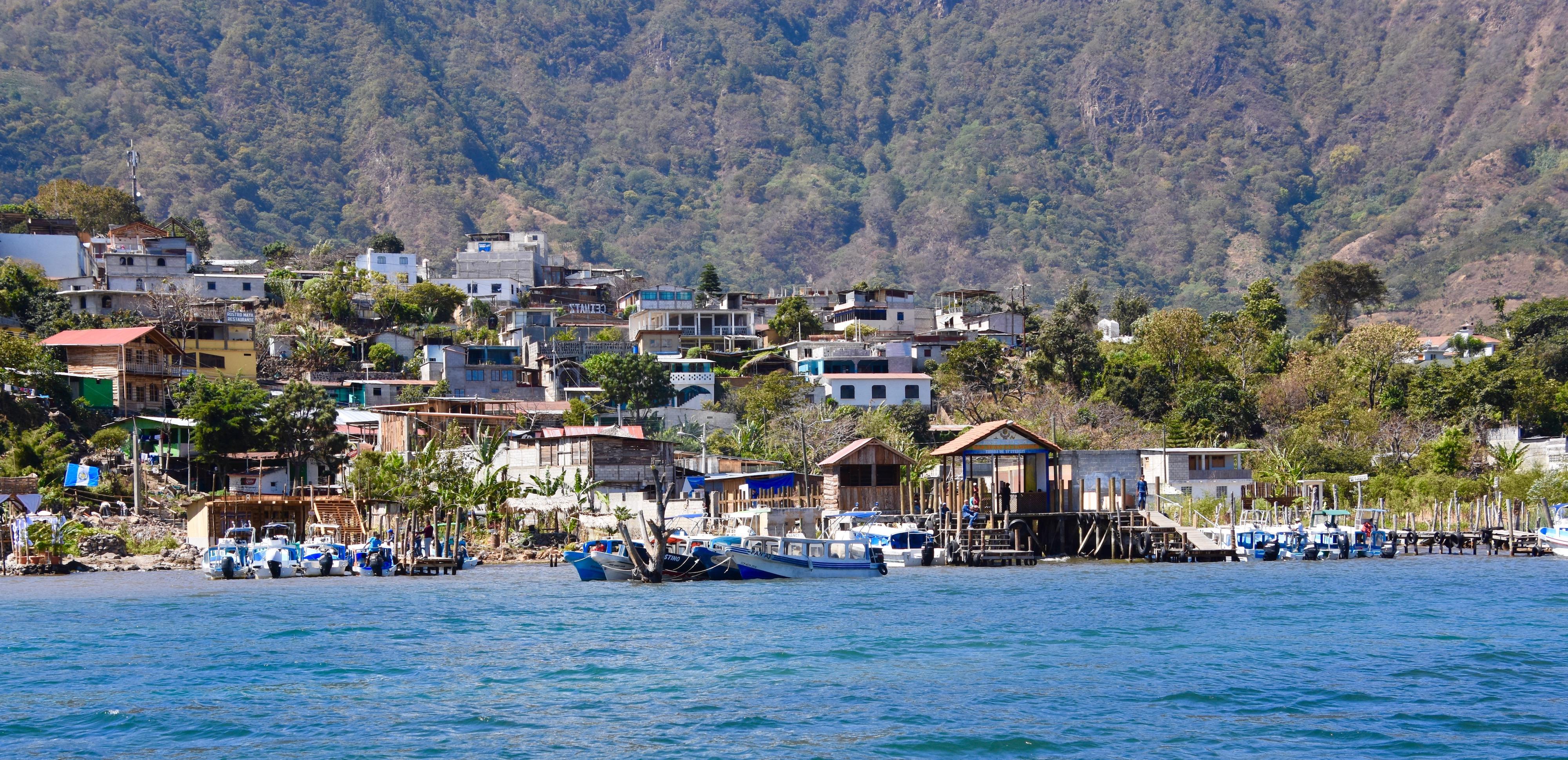 San Juan La Laguna, Lake Atitlan
