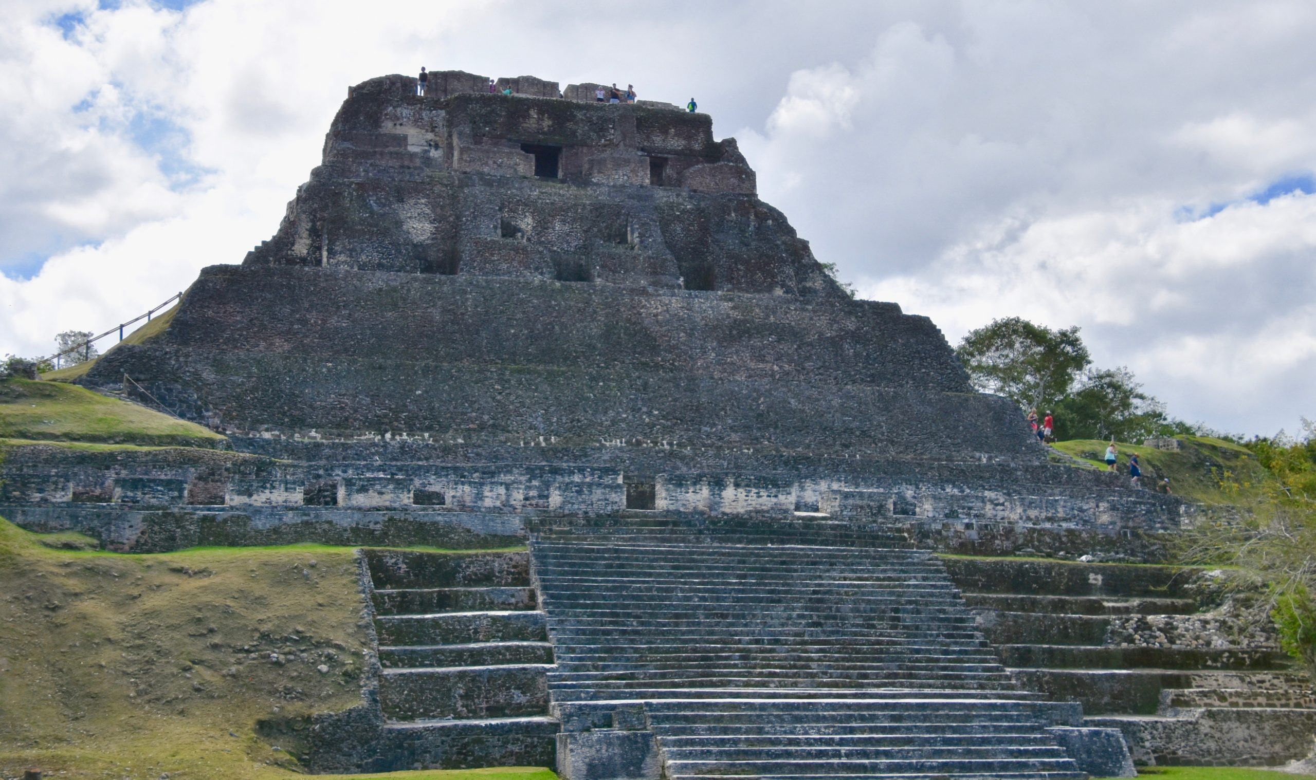 El Castillo, Belize