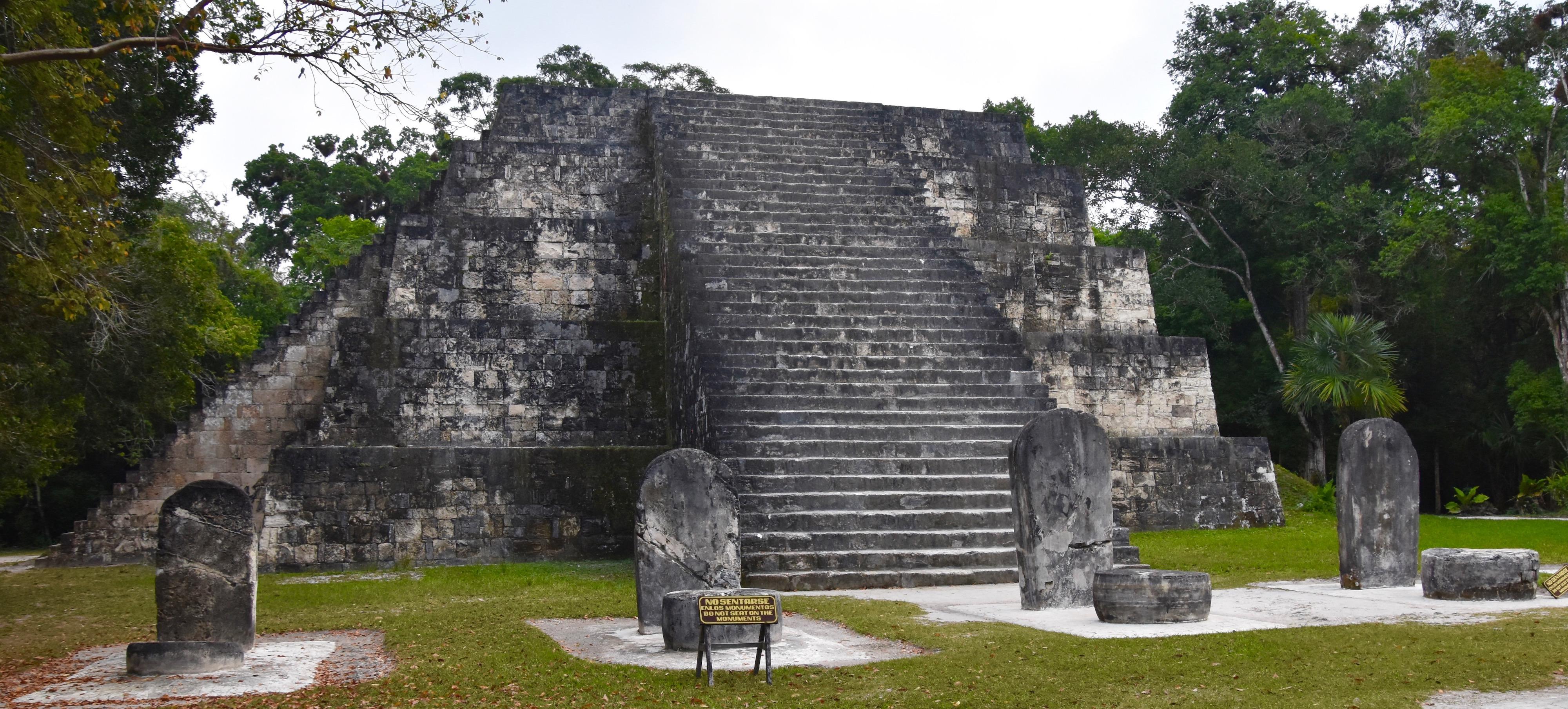 East Pyramid Complex Q, Tikal