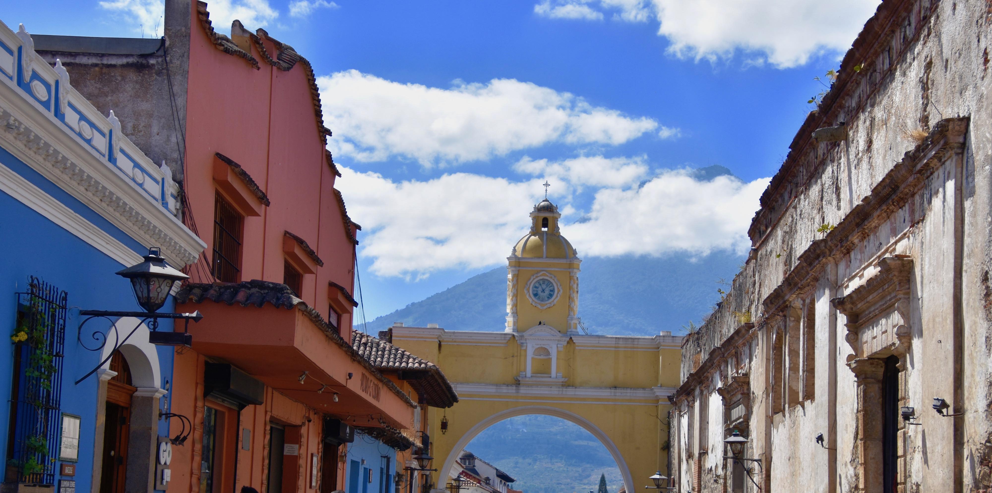 Santa Catalina Archway, Antigua, Guatemala