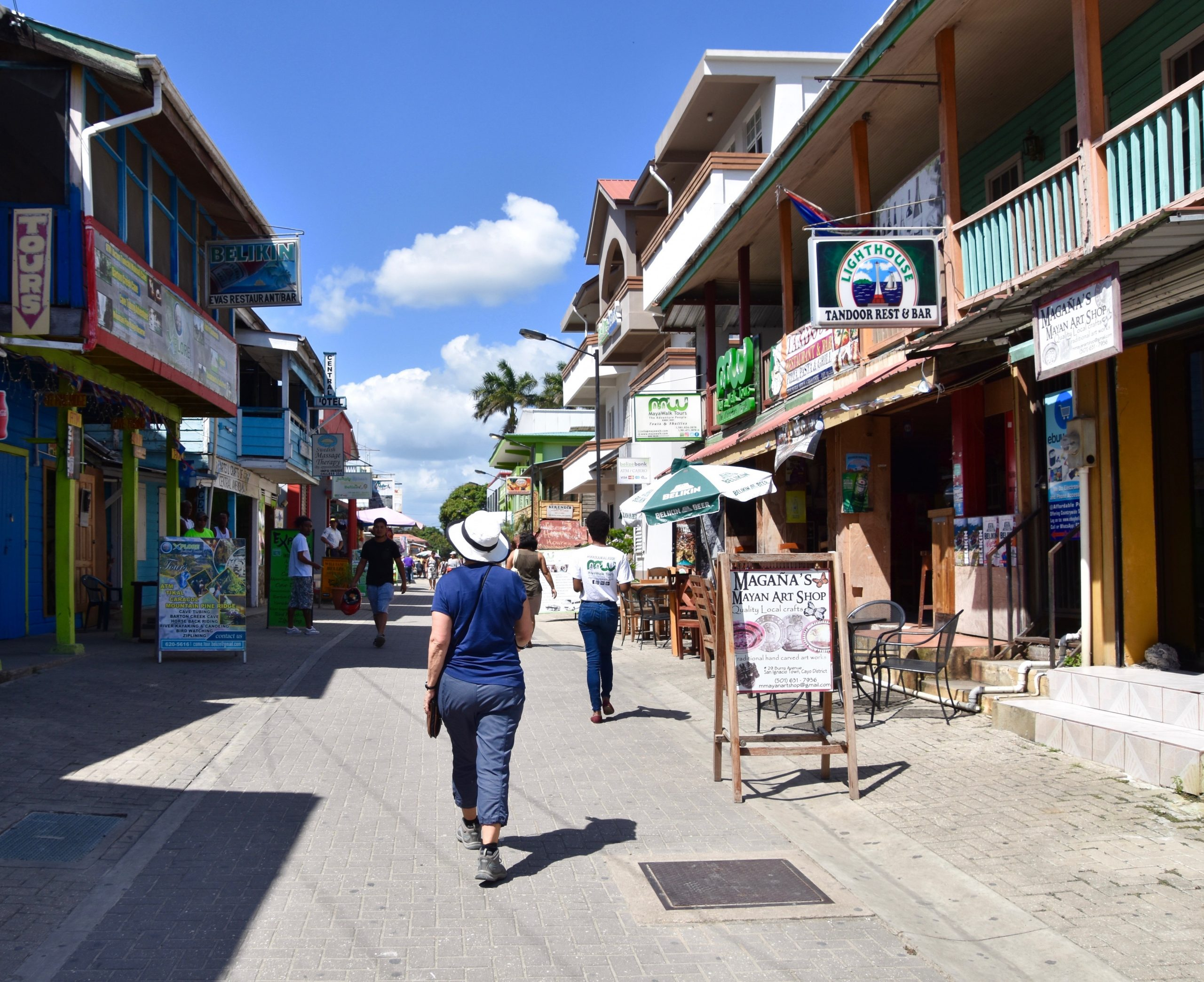 Main Street, San Ignacio, Belize