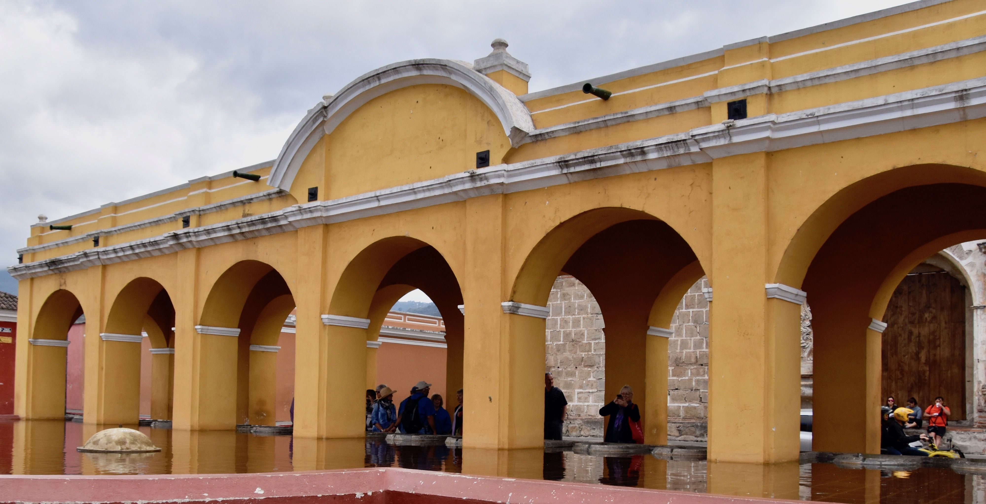 Public Washing Space, Antigua, Guatemala