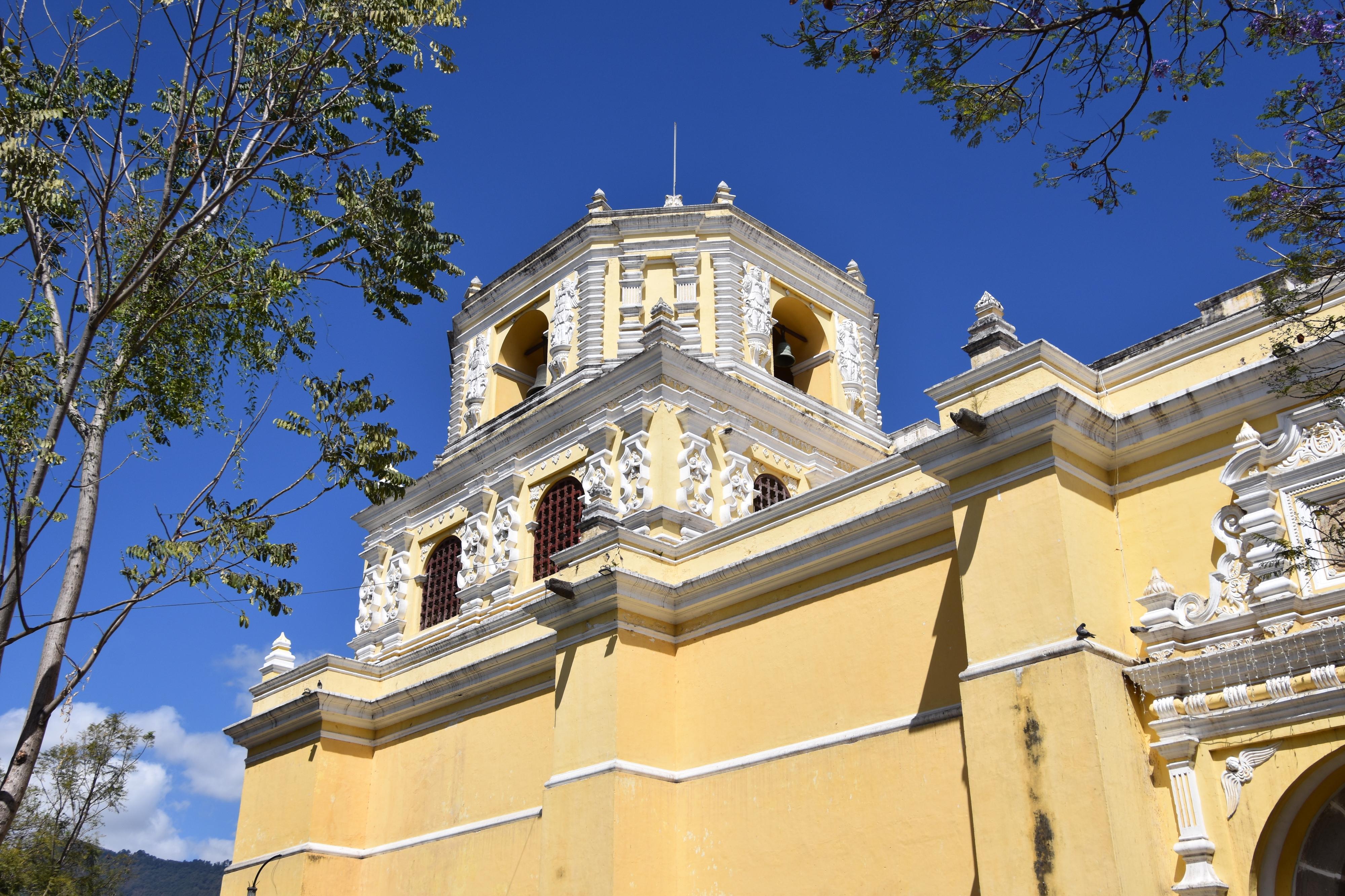 La Merced, Antigua, Guatemala