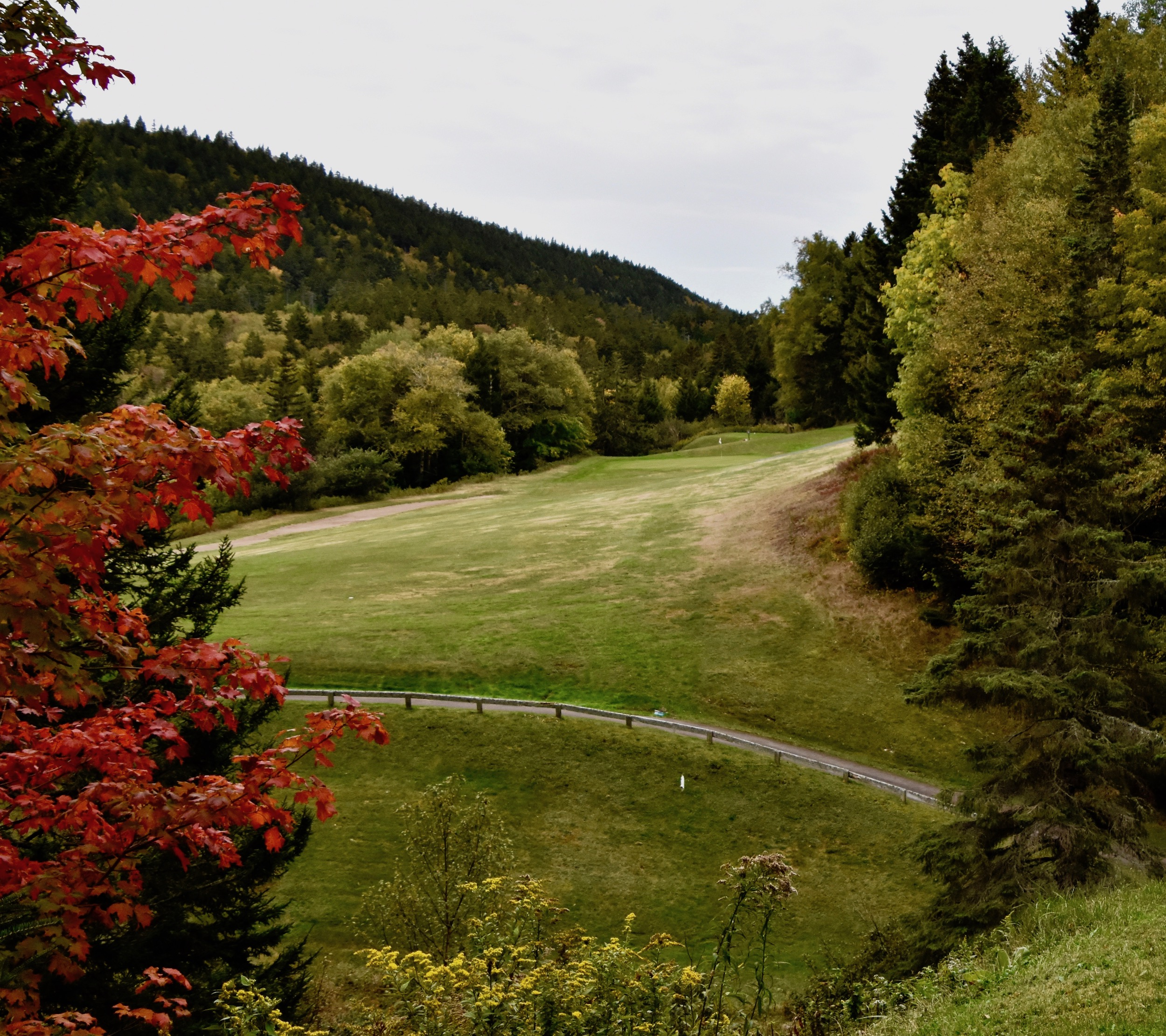 #6 Men's Tee, Fundy Golf Course