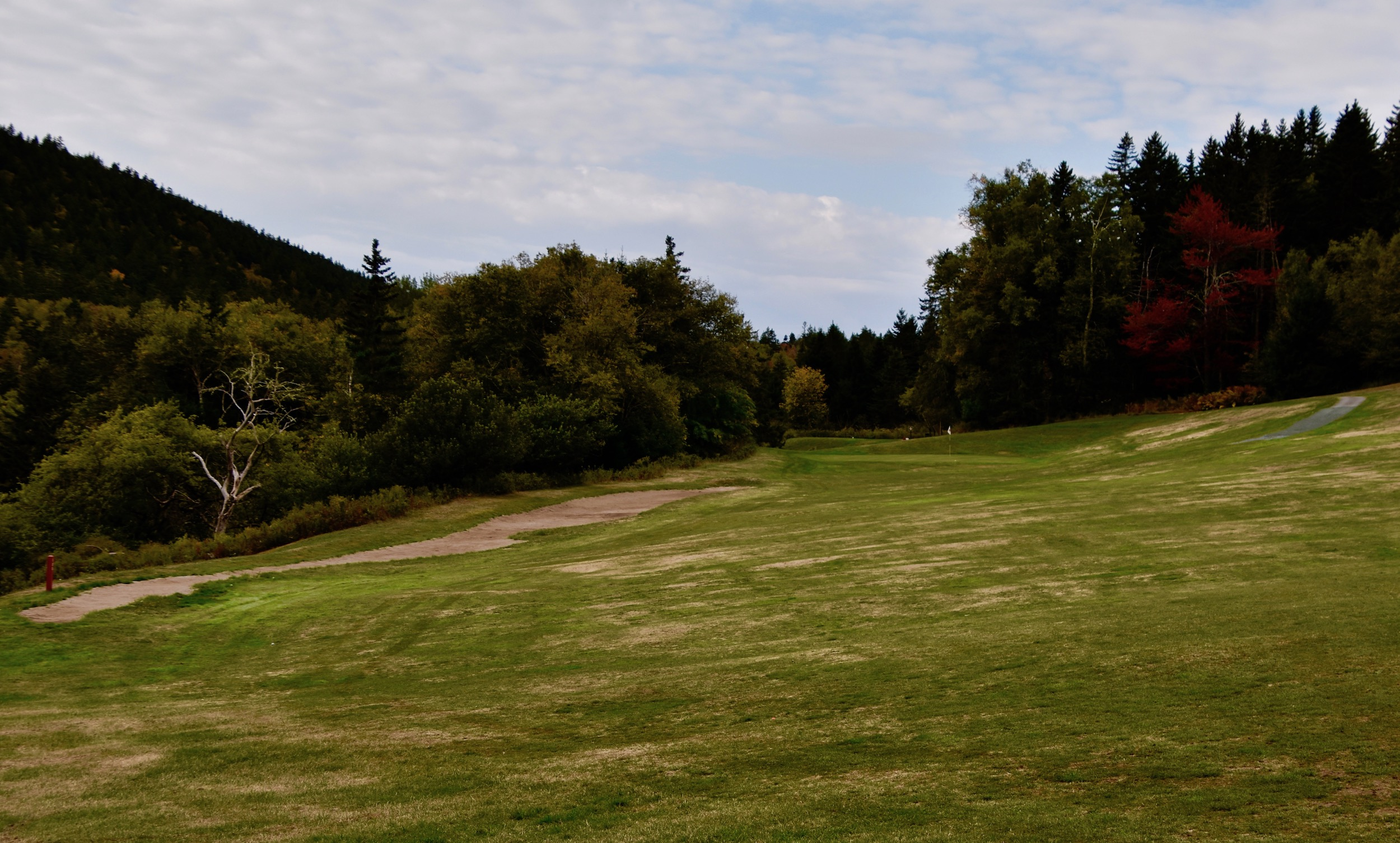 #6 Women's Tee, Fundy Golf Course