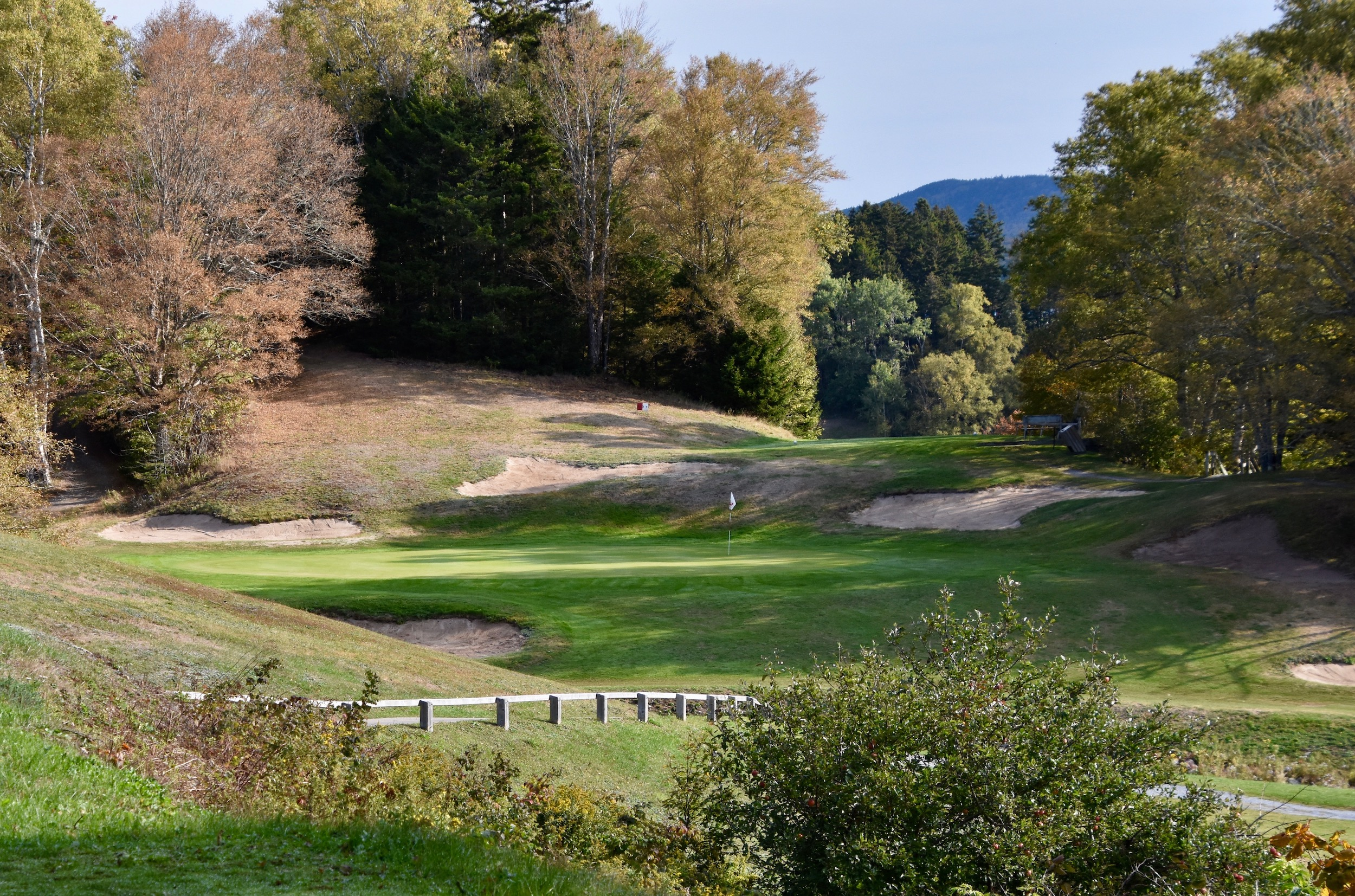 Fundy Golf Course #8