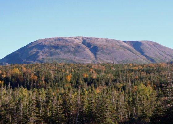 Photo of Gros Morne Mountain