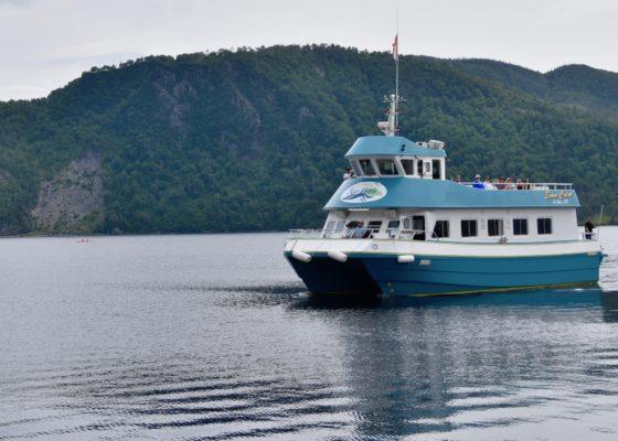 The Emm-Cat, Bonne Bay